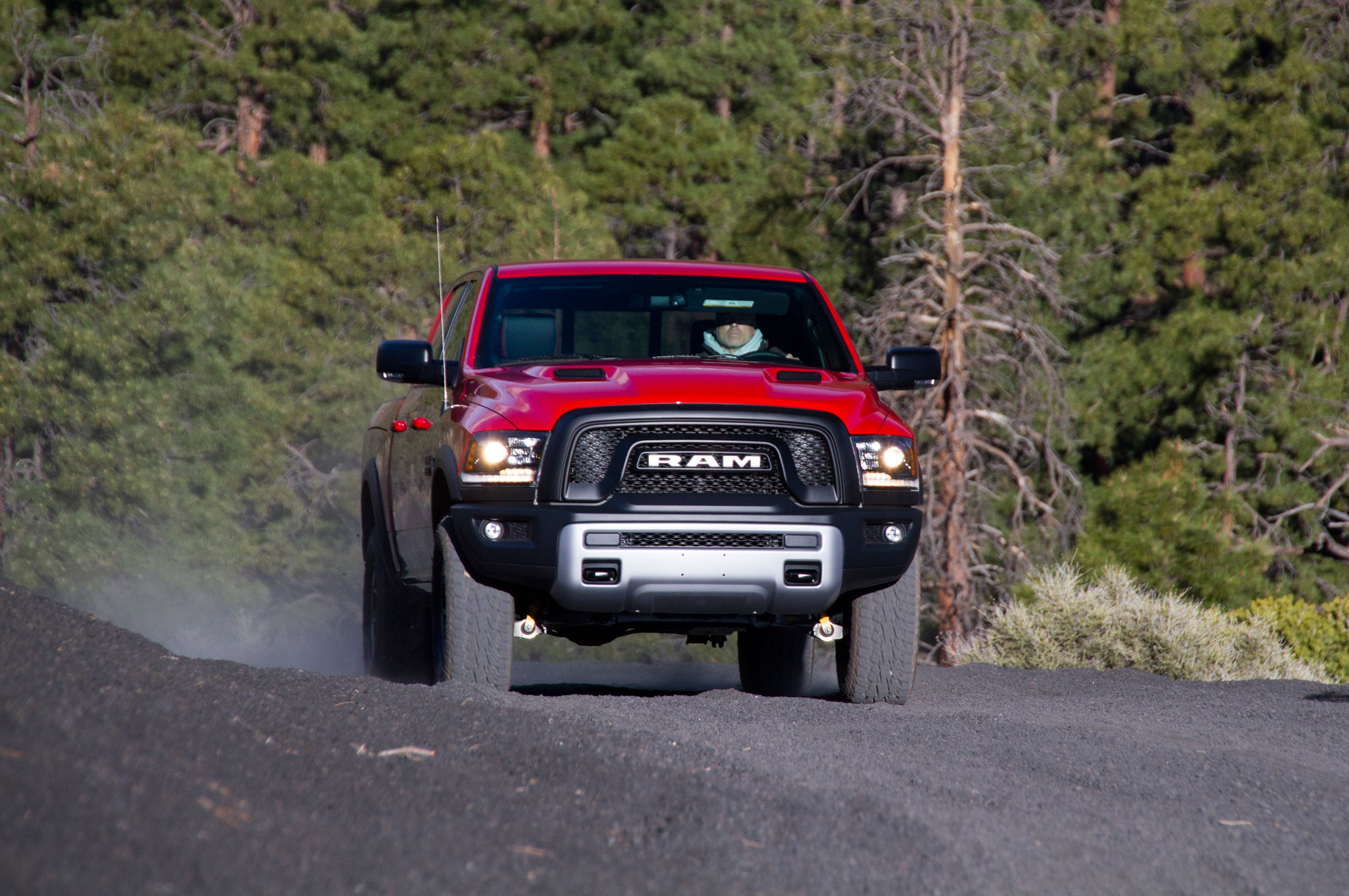 New 2016 Ram 1500 Rebel Crew Cab 44 Review