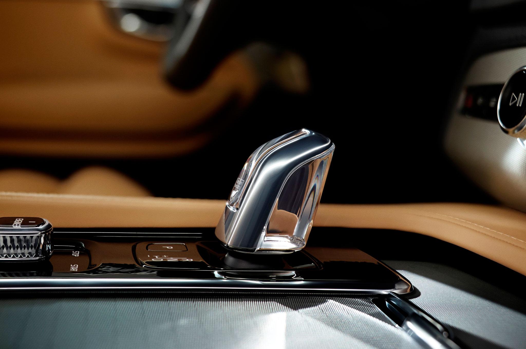 Volvo S90 Gear Shift Knob