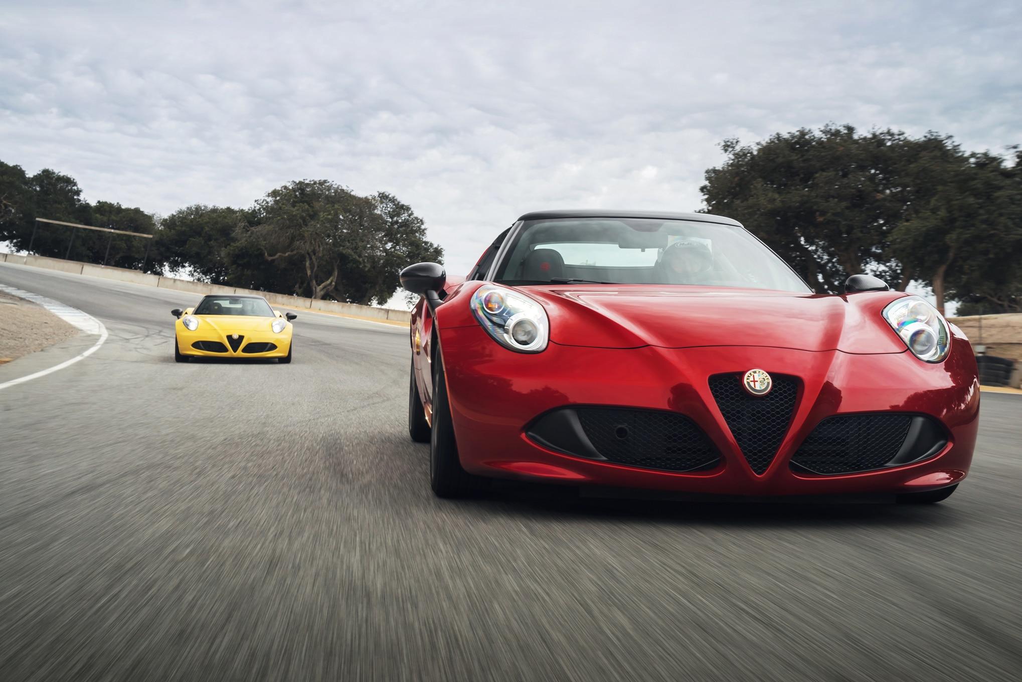 Alfa Romeo 4C Cena — Идеи изображения автомобиРя