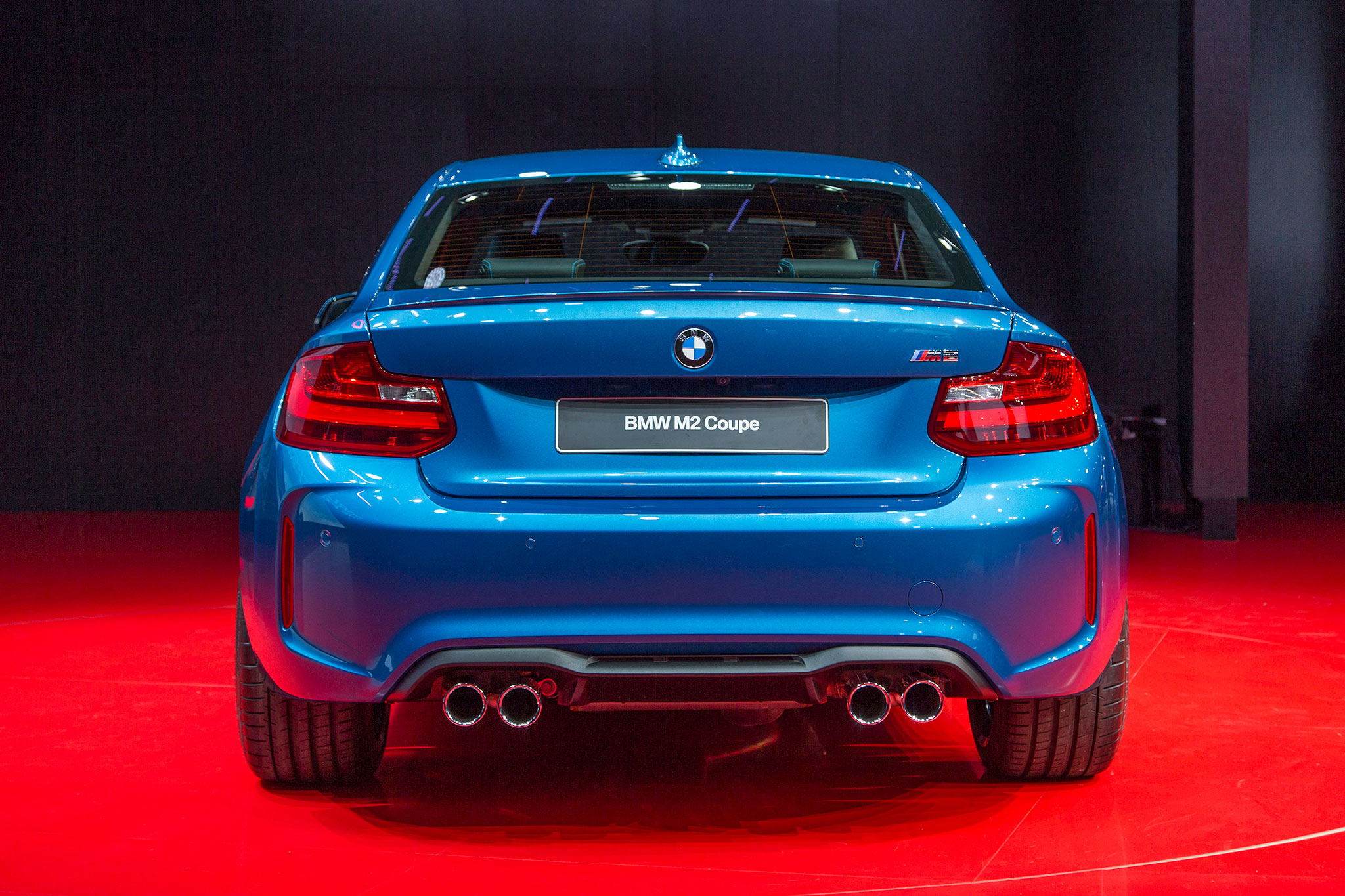 The Bmw M2 And Its Front Wheel Drive Future