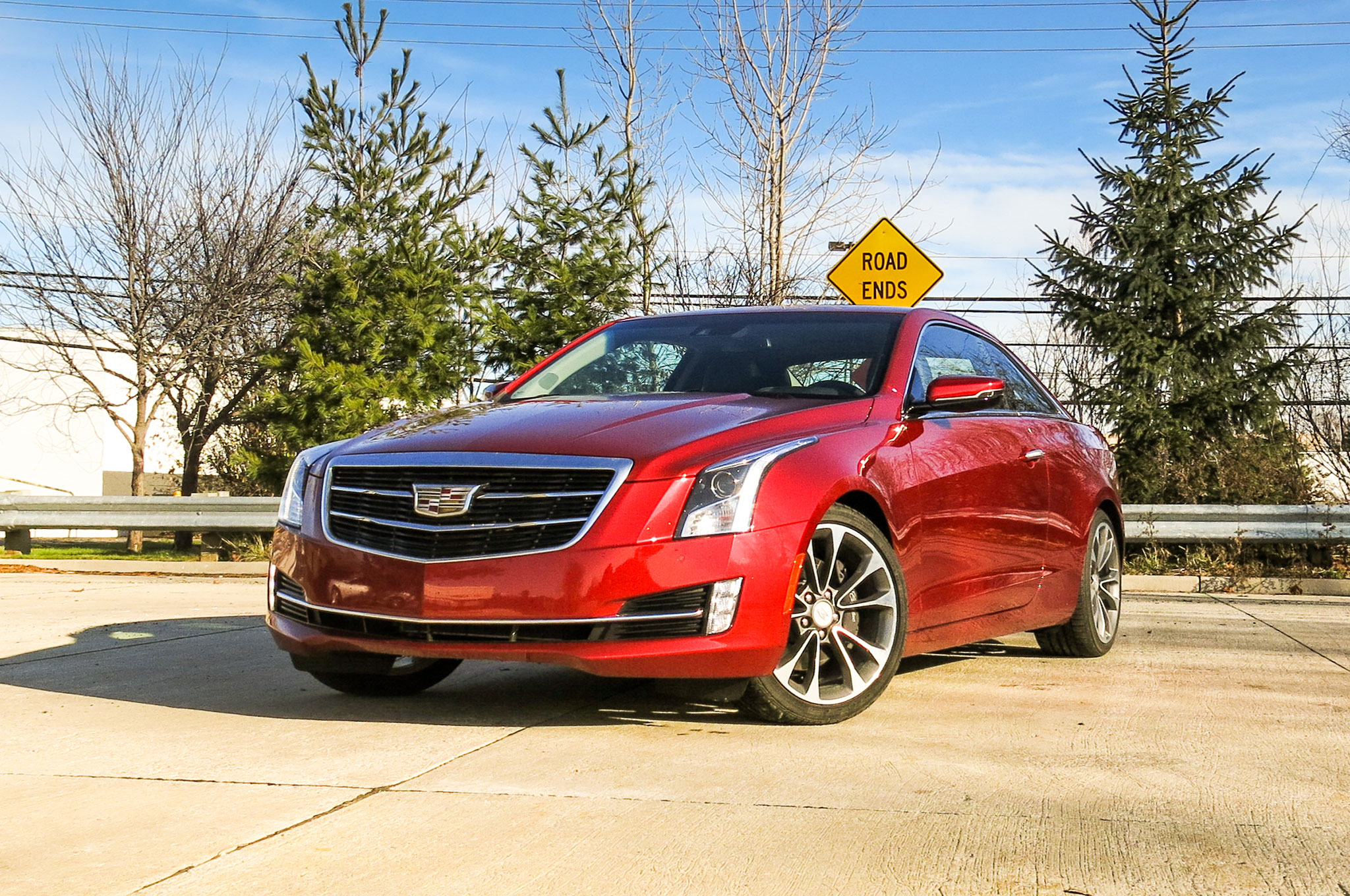 2016 Cadillac Ats Coupe 3 6l Premium Review