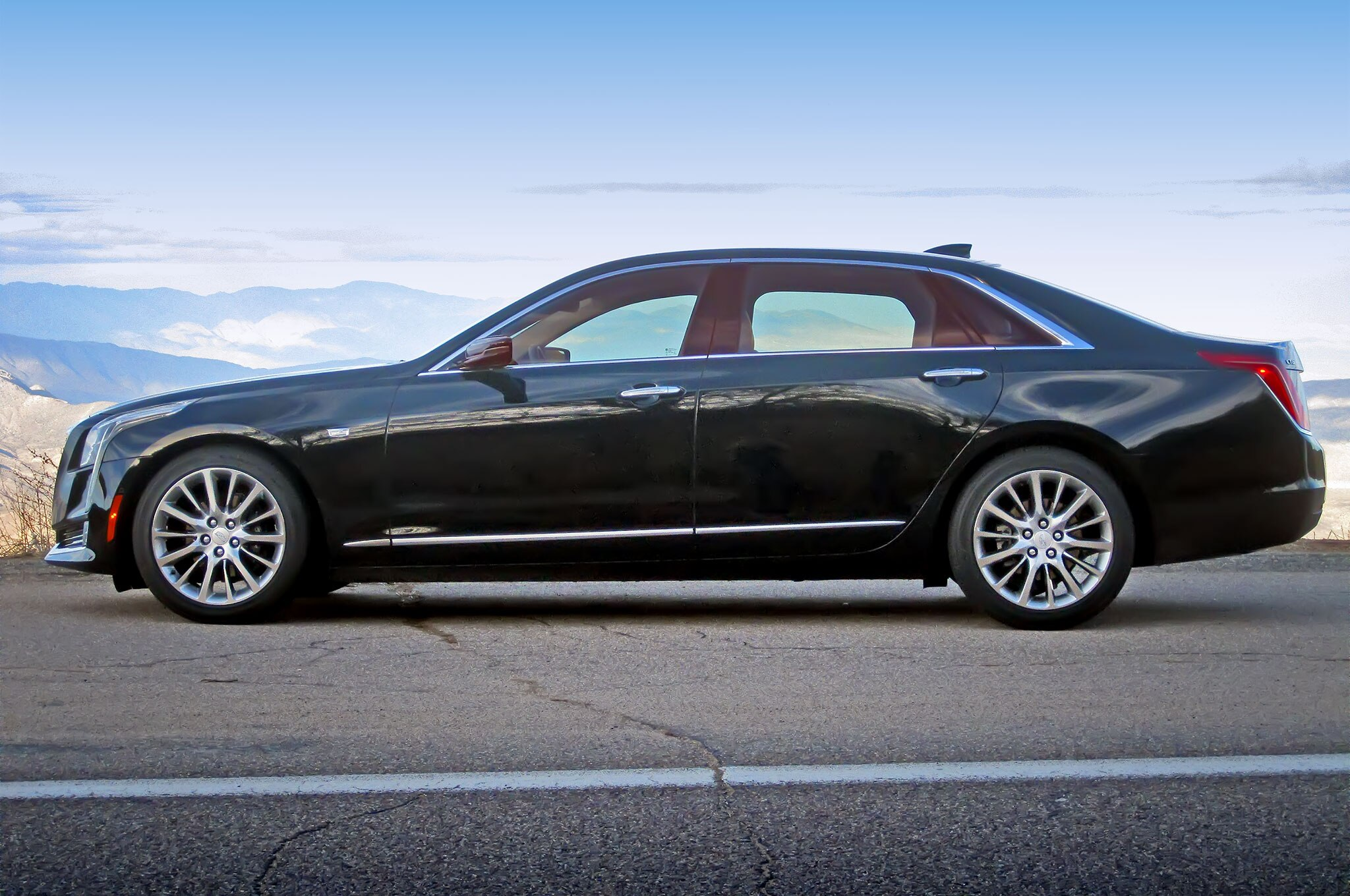 2016 cadillac ct6 review. Black Bedroom Furniture Sets. Home Design Ideas