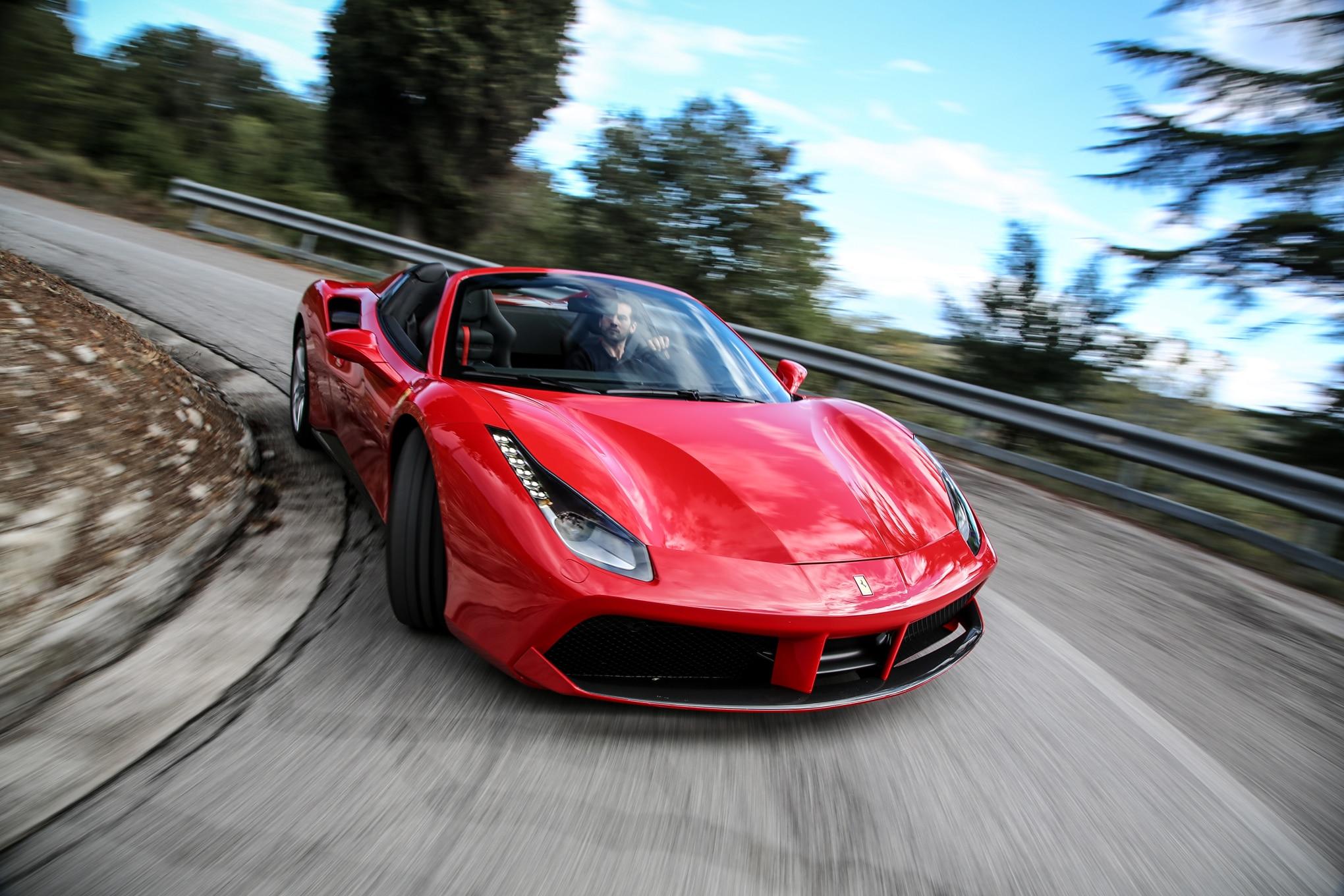 Ferrari Completes Separation From Fiat Chrysler