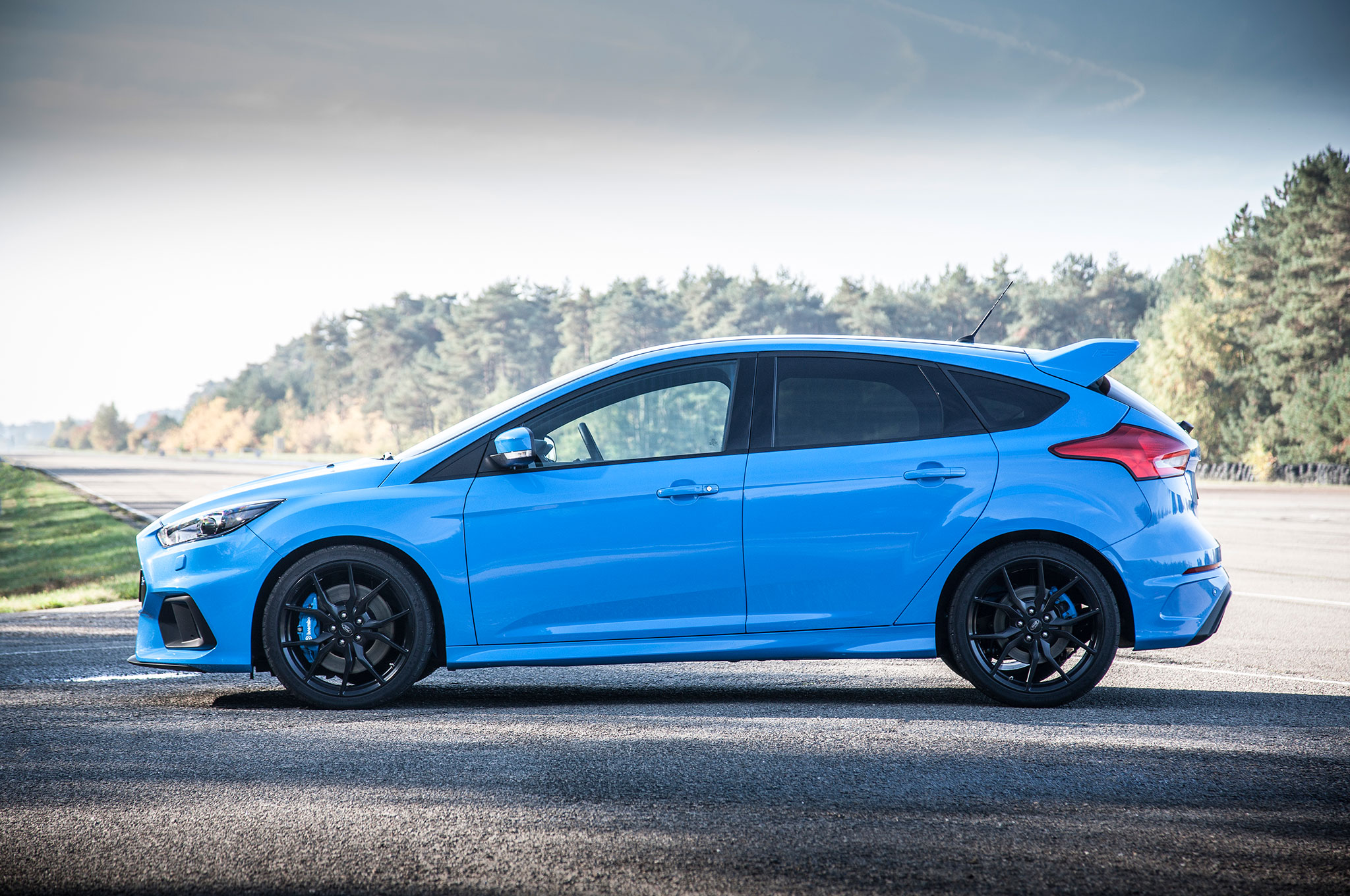 rs packs ford into price autoblog the ride focus horsepower along hennessey