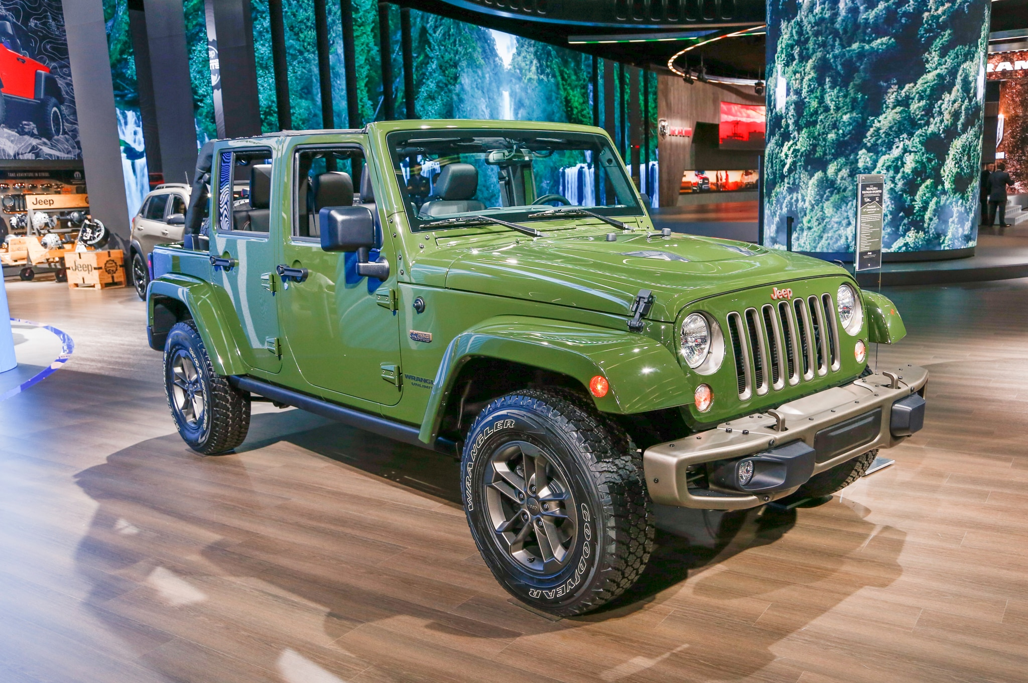 edition diesel to wrangler unlimited h hybrid come jeep well anniversary before news