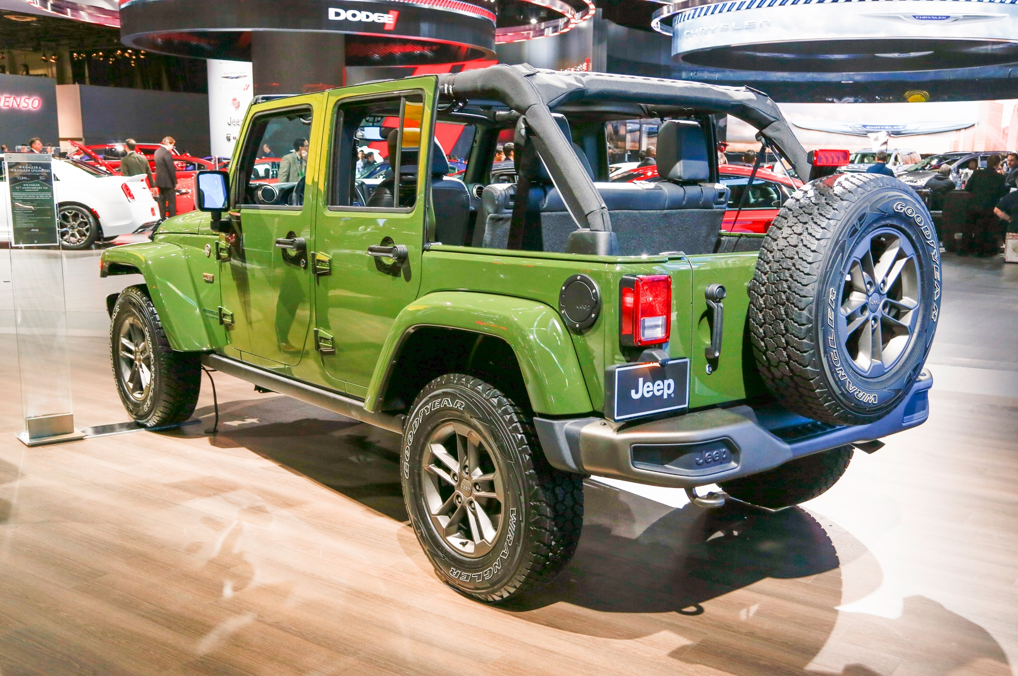 Next Jeep Wrangler to Spawn Hybrid Diesel and Pickup Variants