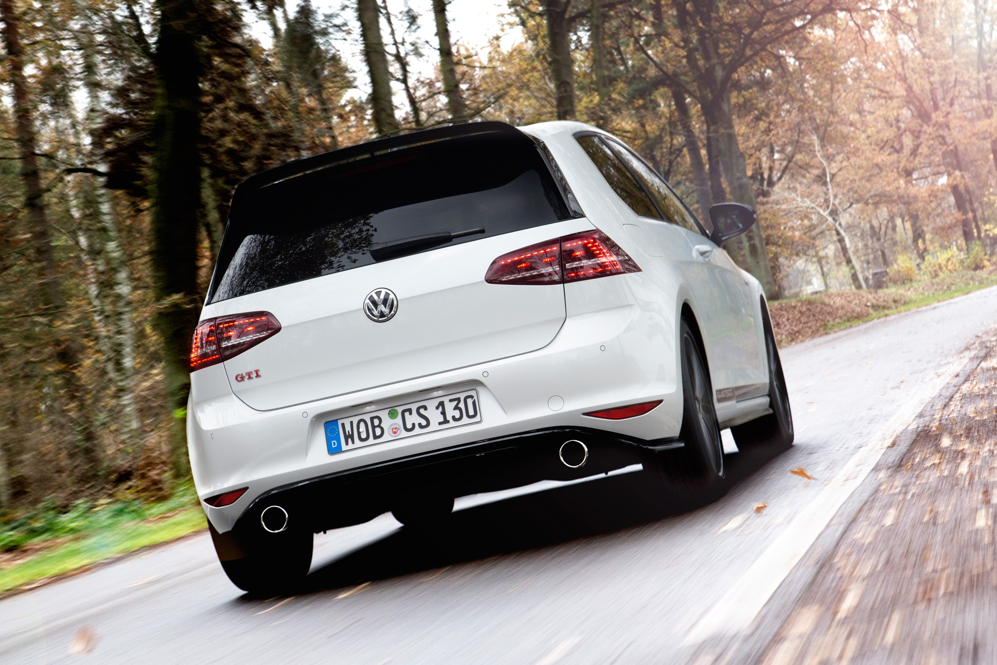 volkswagen launching 305 hp gti clubsport s at w rthersee automobile magazine. Black Bedroom Furniture Sets. Home Design Ideas