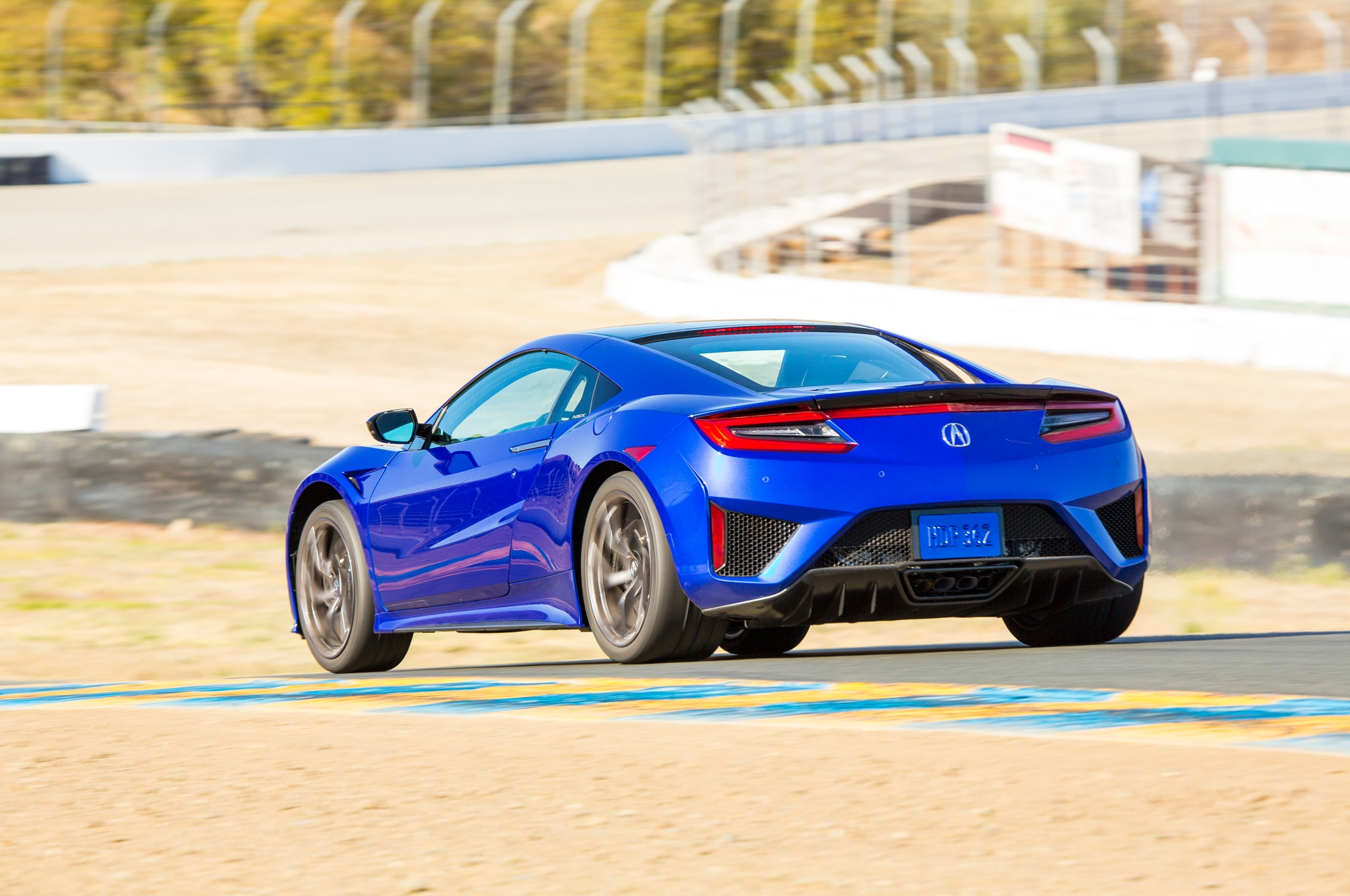 Exploring The 2017 Acura NSX Performance Manufacturing Center