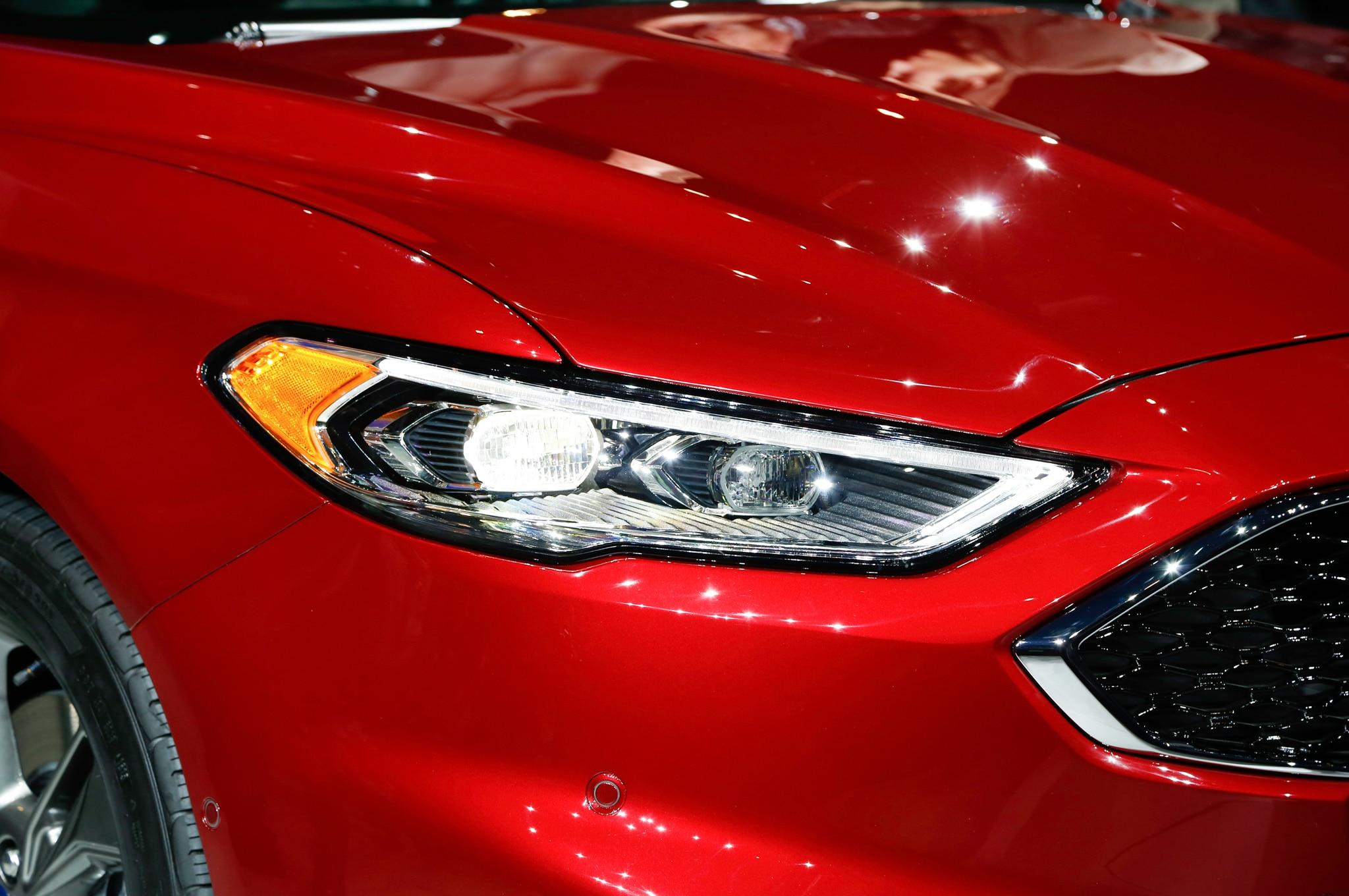 2017 Ford Fusion FAIL