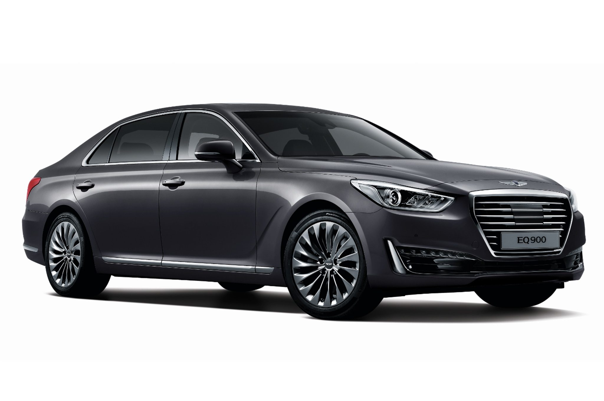 2017 genesis g90 launches hyundai 39 s new luxury brand in detroit. Black Bedroom Furniture Sets. Home Design Ideas