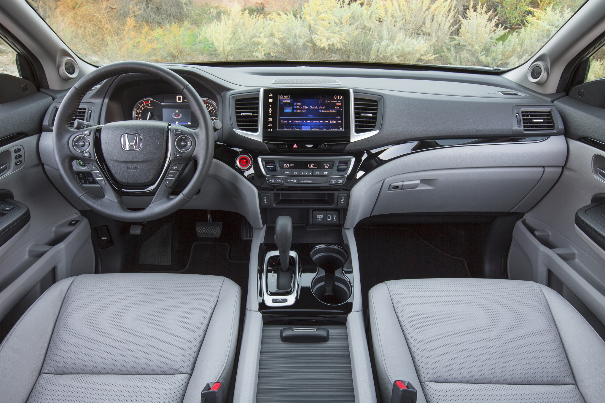 Things to Know about the 2017 Honda Ridgeline