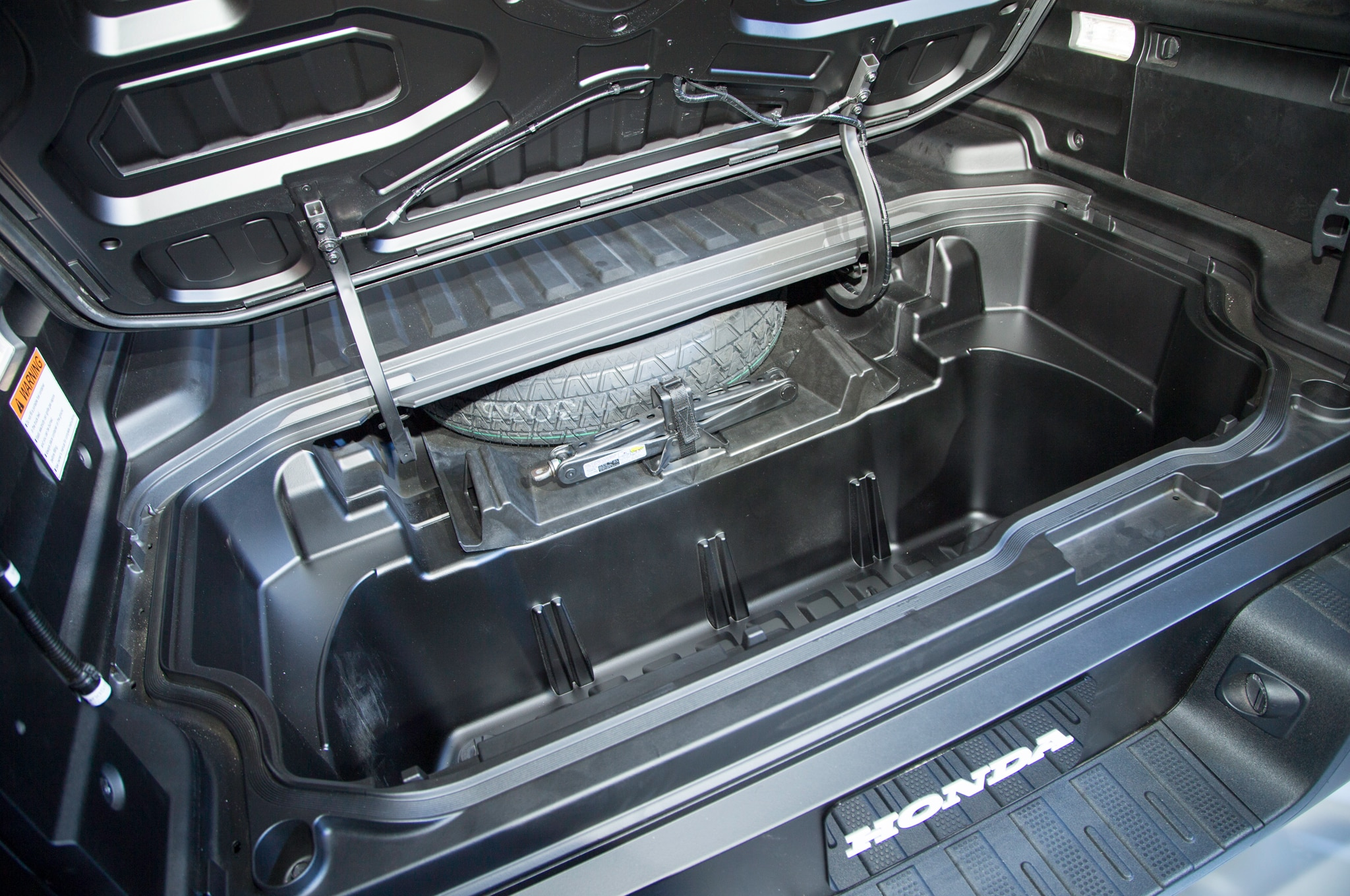 Image Result For Honda Ridgeline Spare Tire