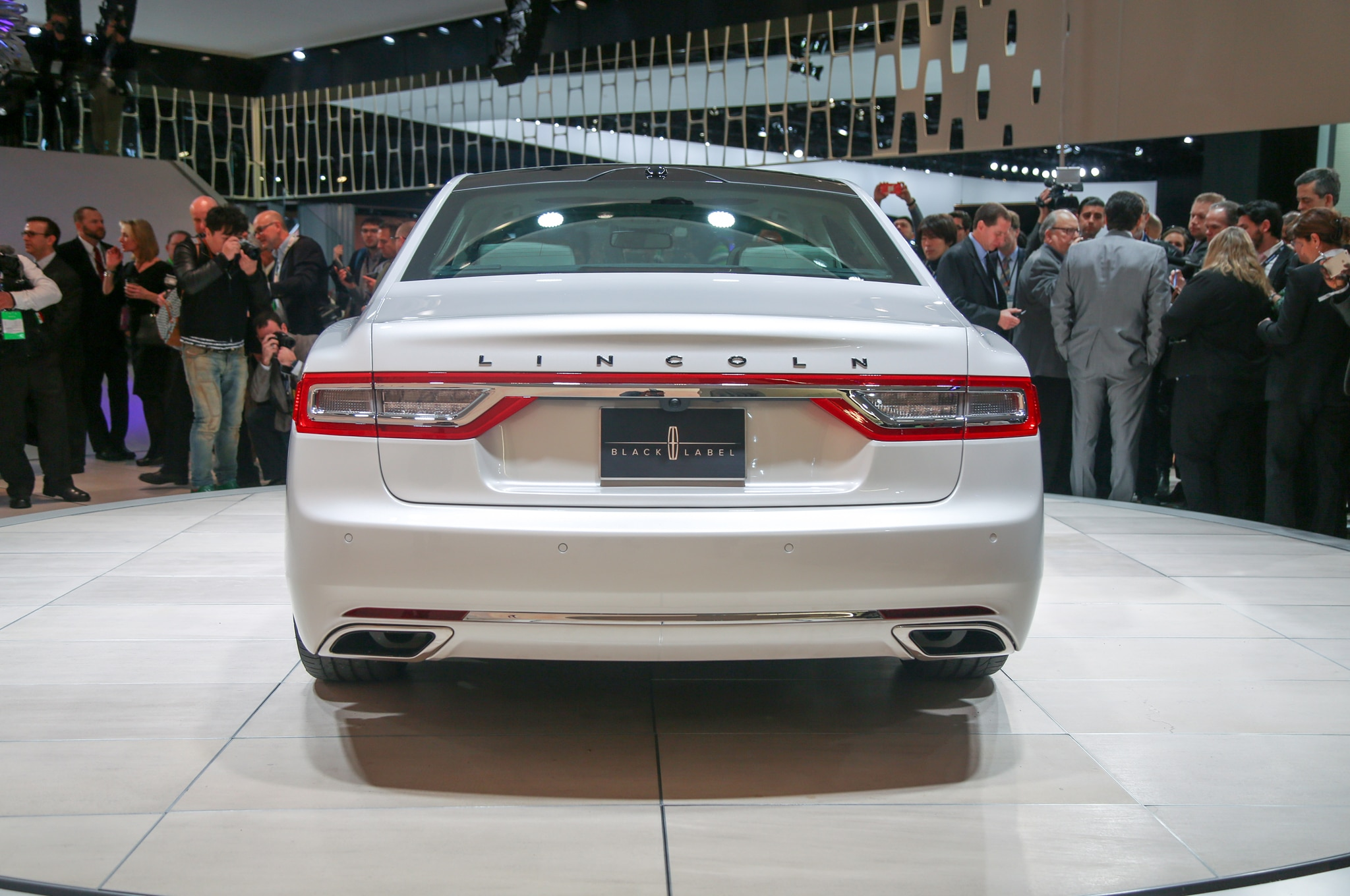 Lincoln Looks Ahead, Impatiently | Automobile Magazine