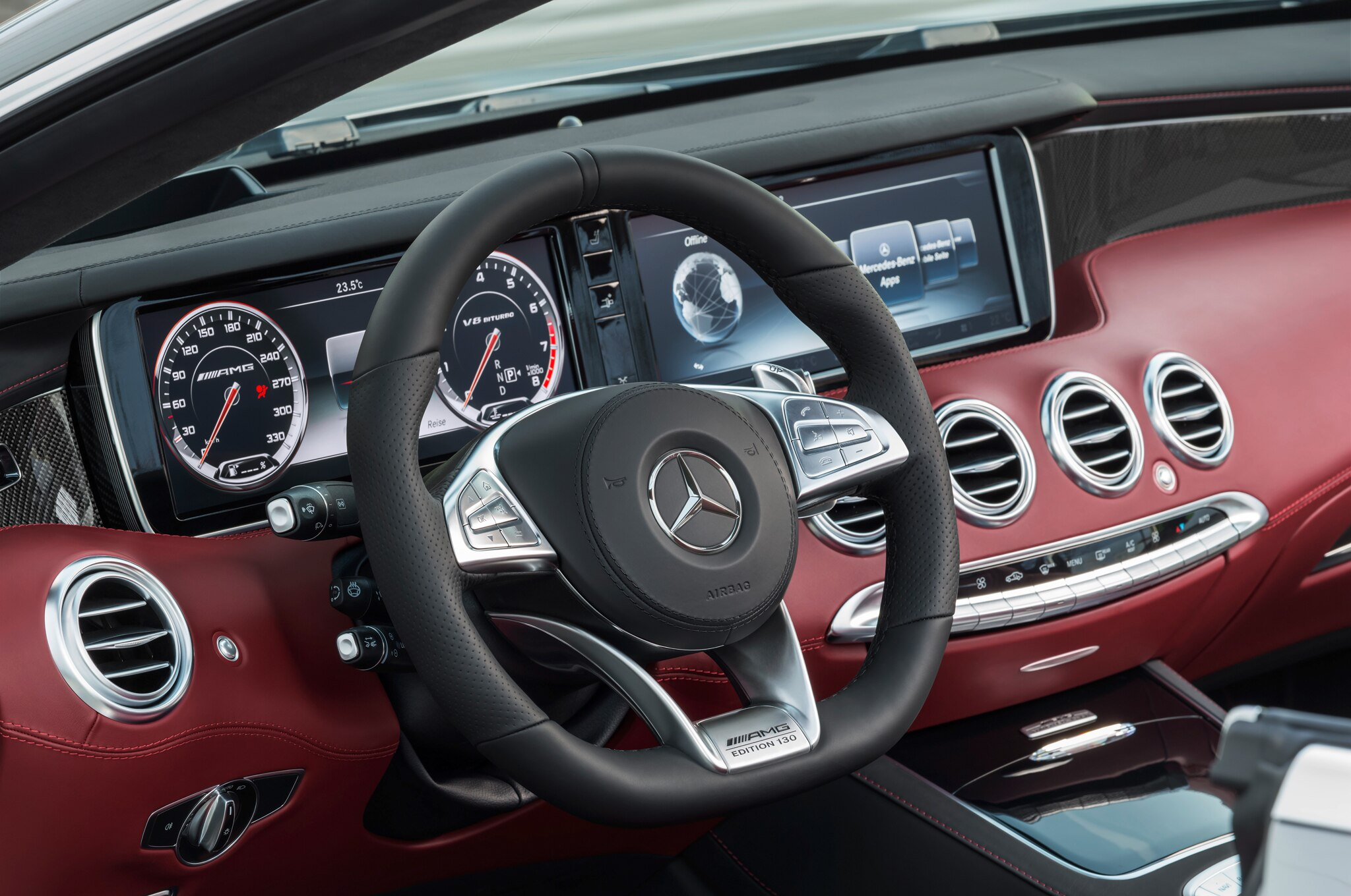 2017 Mercedes Amg S63 Cabriolet Quot Edition 130 Quot Bows In Detroit