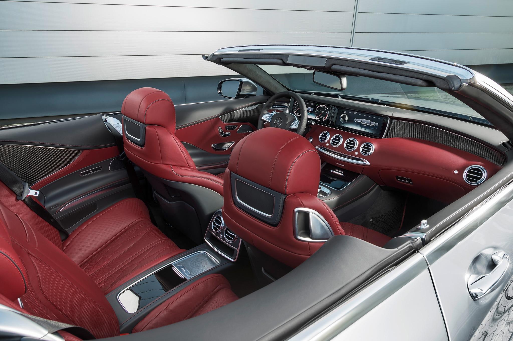2017 Mercedes Amg S63 Cabriolet Quot Edition 130 Quot Bows In Detroit