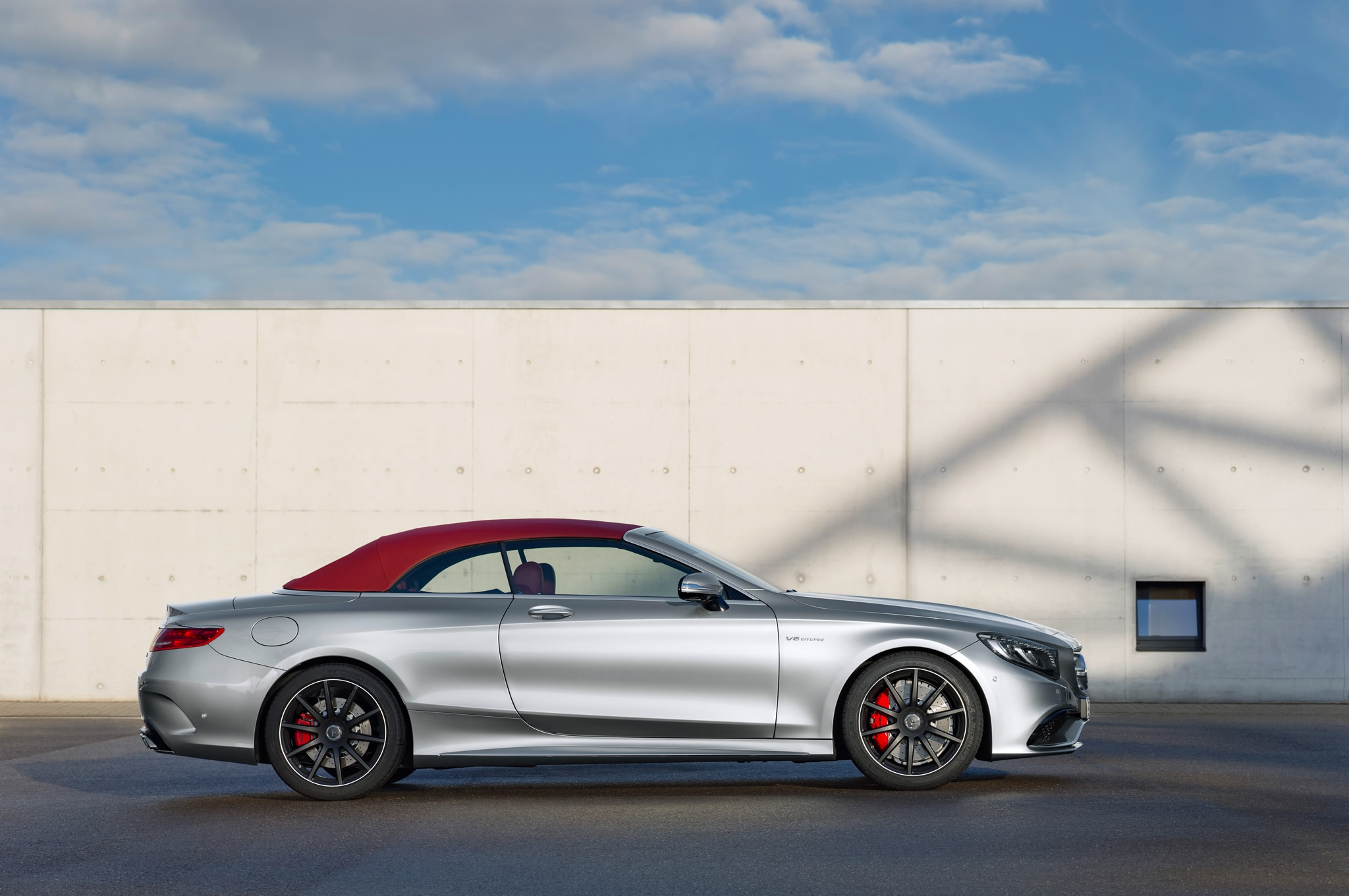 2017 mercedes amg s63 cabriolet edition 130 bows in detroit. Black Bedroom Furniture Sets. Home Design Ideas