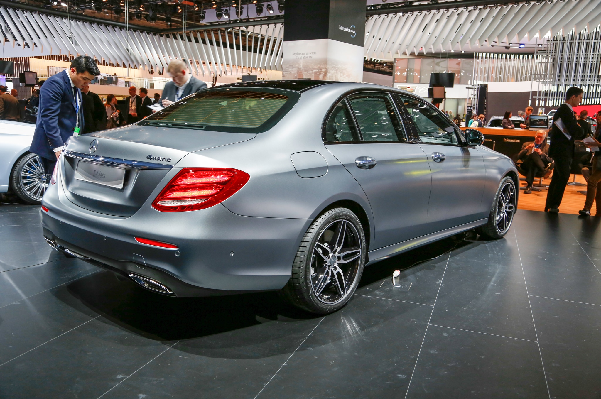 7 things you didn t know about the 2017 mercedes benz e class. Black Bedroom Furniture Sets. Home Design Ideas
