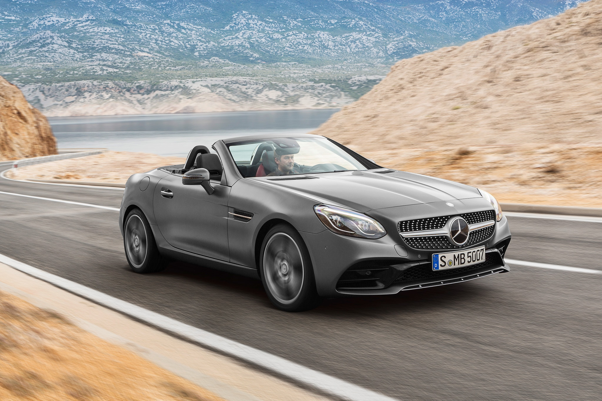 2017 Mercedes-Benz SLC-Class Reviews and Rating | Motor Trend