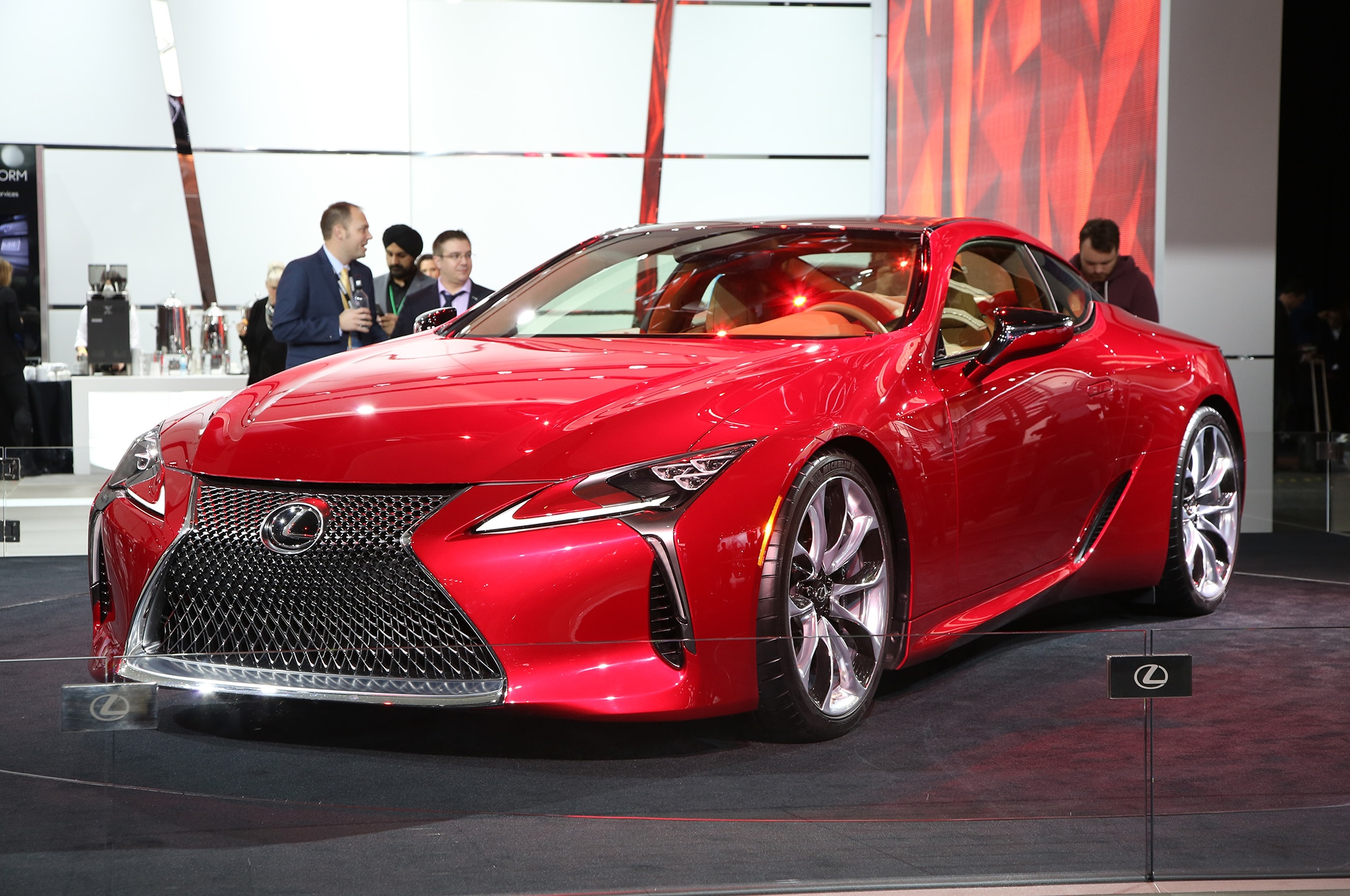 15 things you didn t know about the 2018 lexus lc 500. Black Bedroom Furniture Sets. Home Design Ideas
