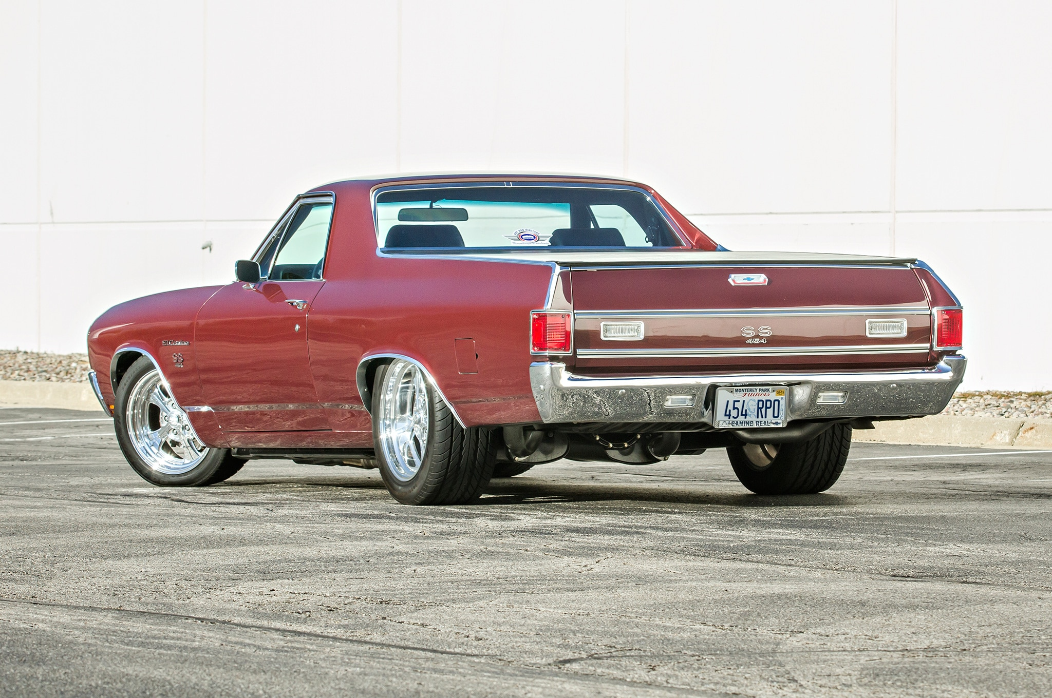 How e Enthusiast Built a 500 HP 1970 Chevrolet El Camino SS