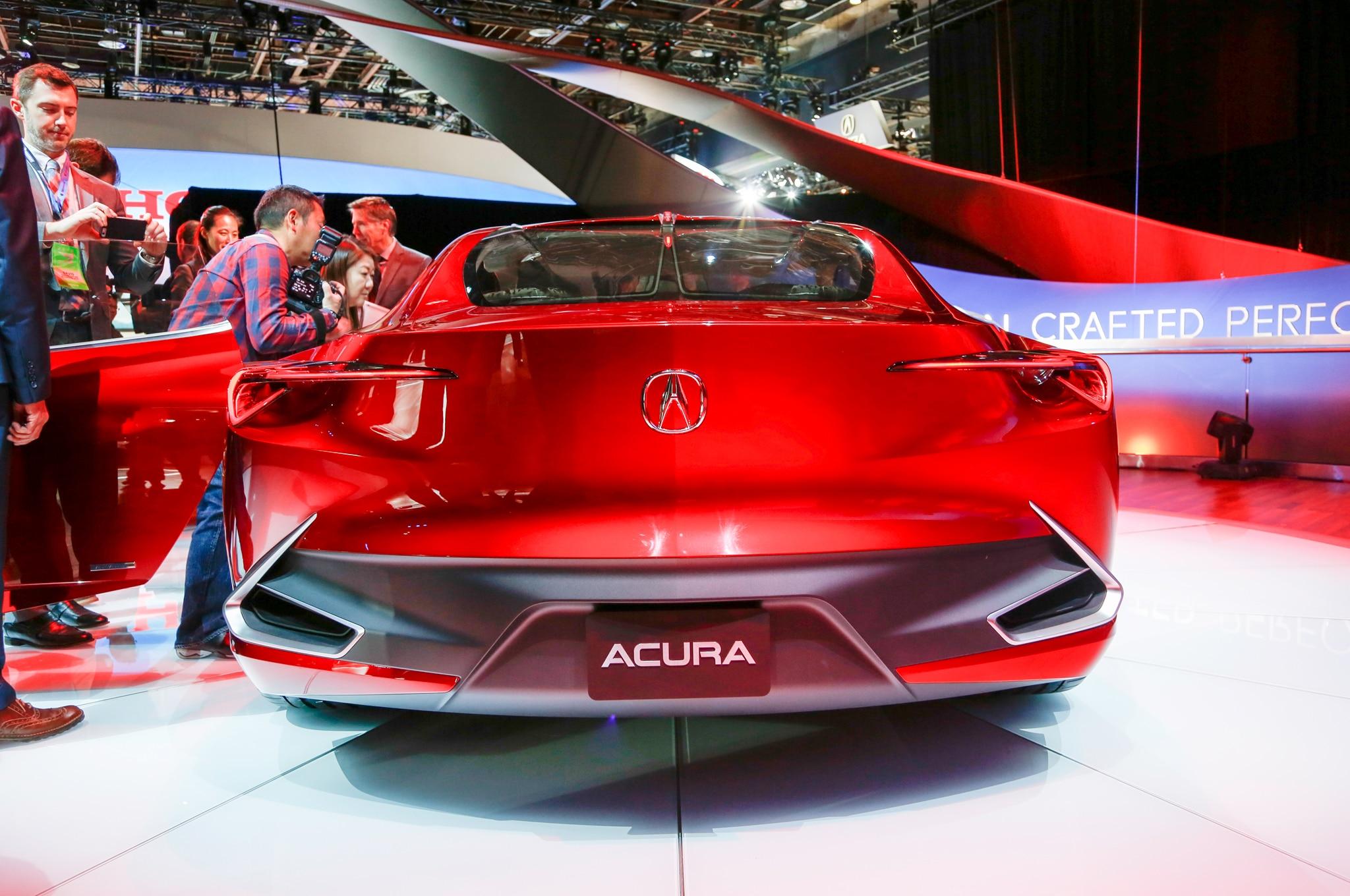 Acura Rlx Style Change Autos Weblog