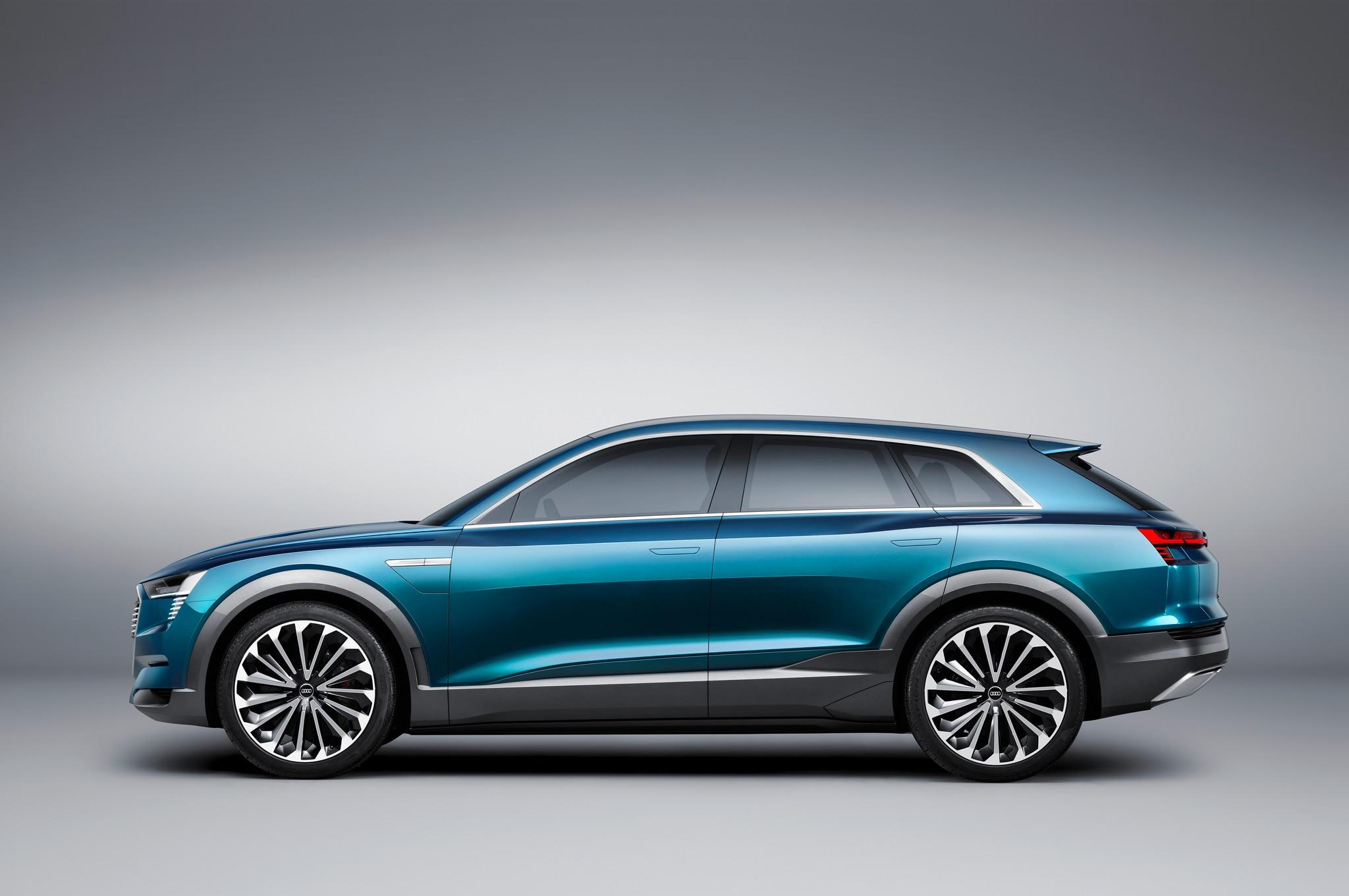 Audi q6 pris