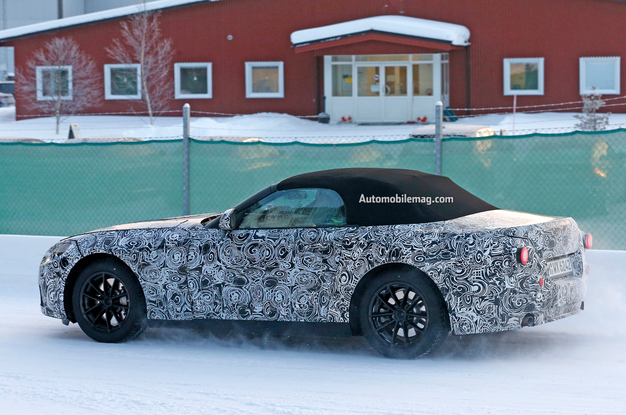 Is Bmw Planning A Z5 Coupe For 2018