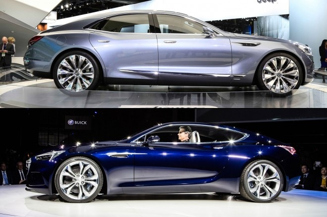 Buick Avenir And Avista Concepts Profile 660x438