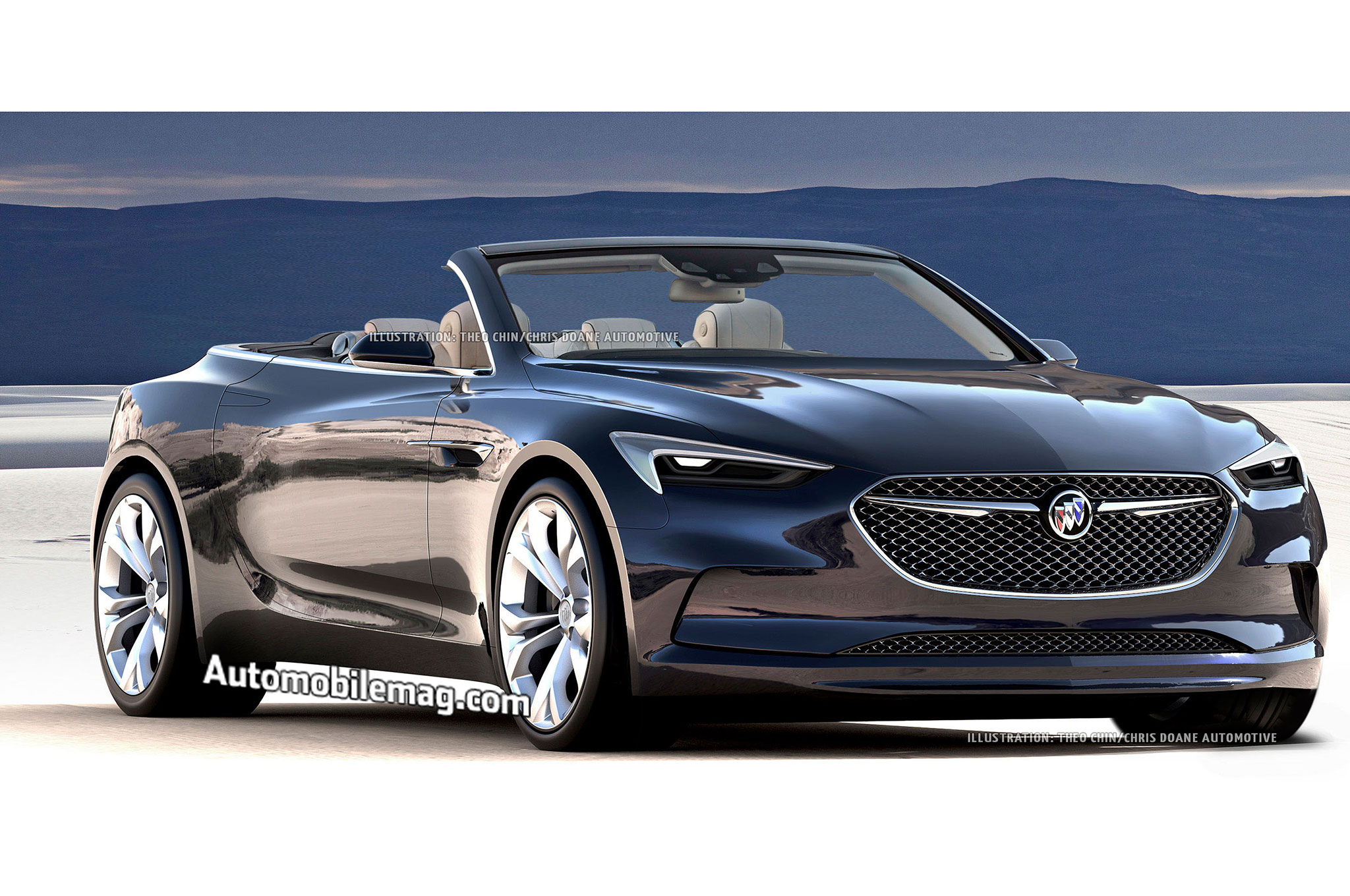would you buy a buick avista convertible. Black Bedroom Furniture Sets. Home Design Ideas
