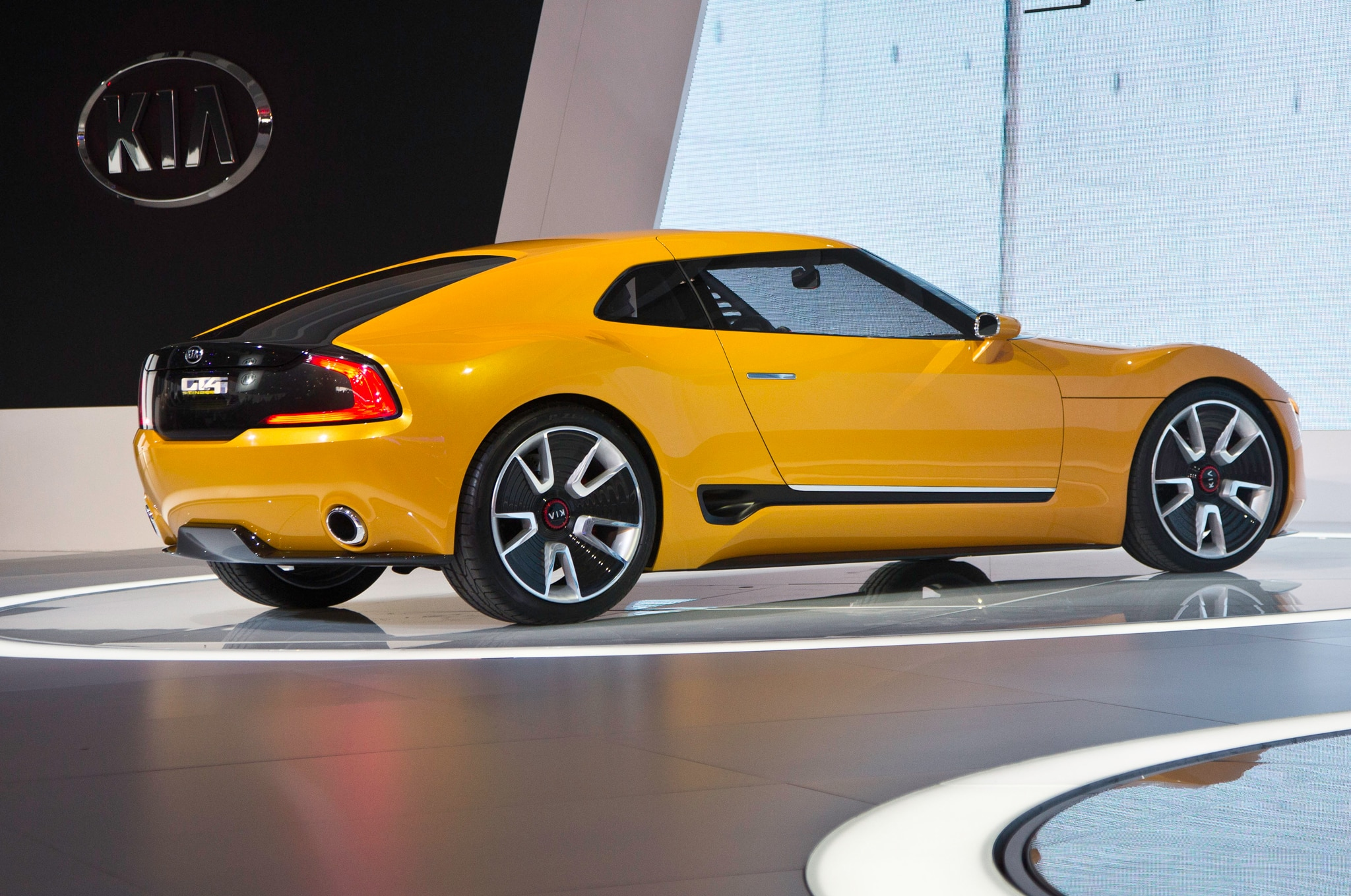 Report: Kia GT Sports Car Debuts This Year, Rio GT Hot ...
