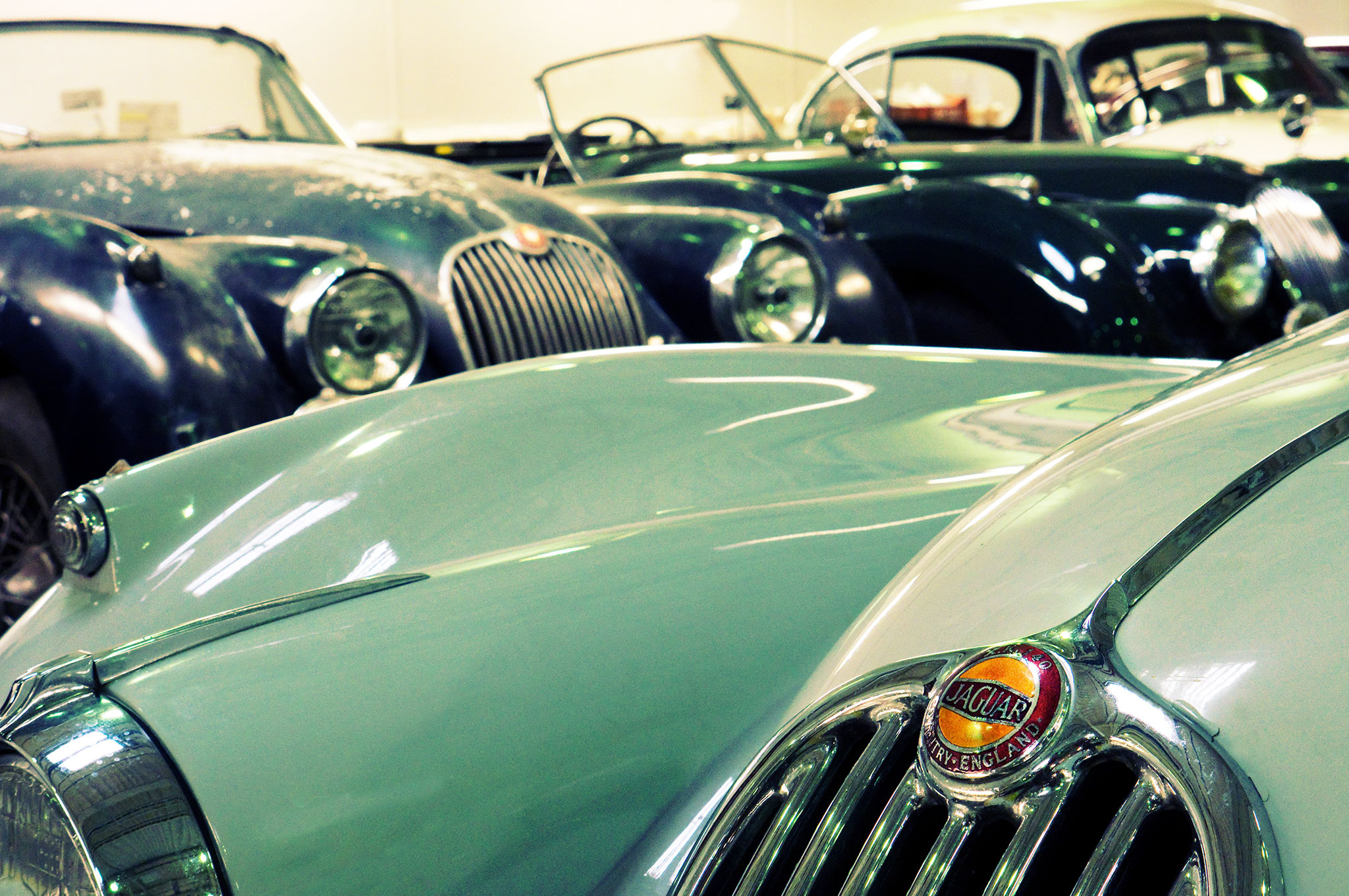 Sampling Jag S Greatest And Latest At The Jaguar Heritage Driving