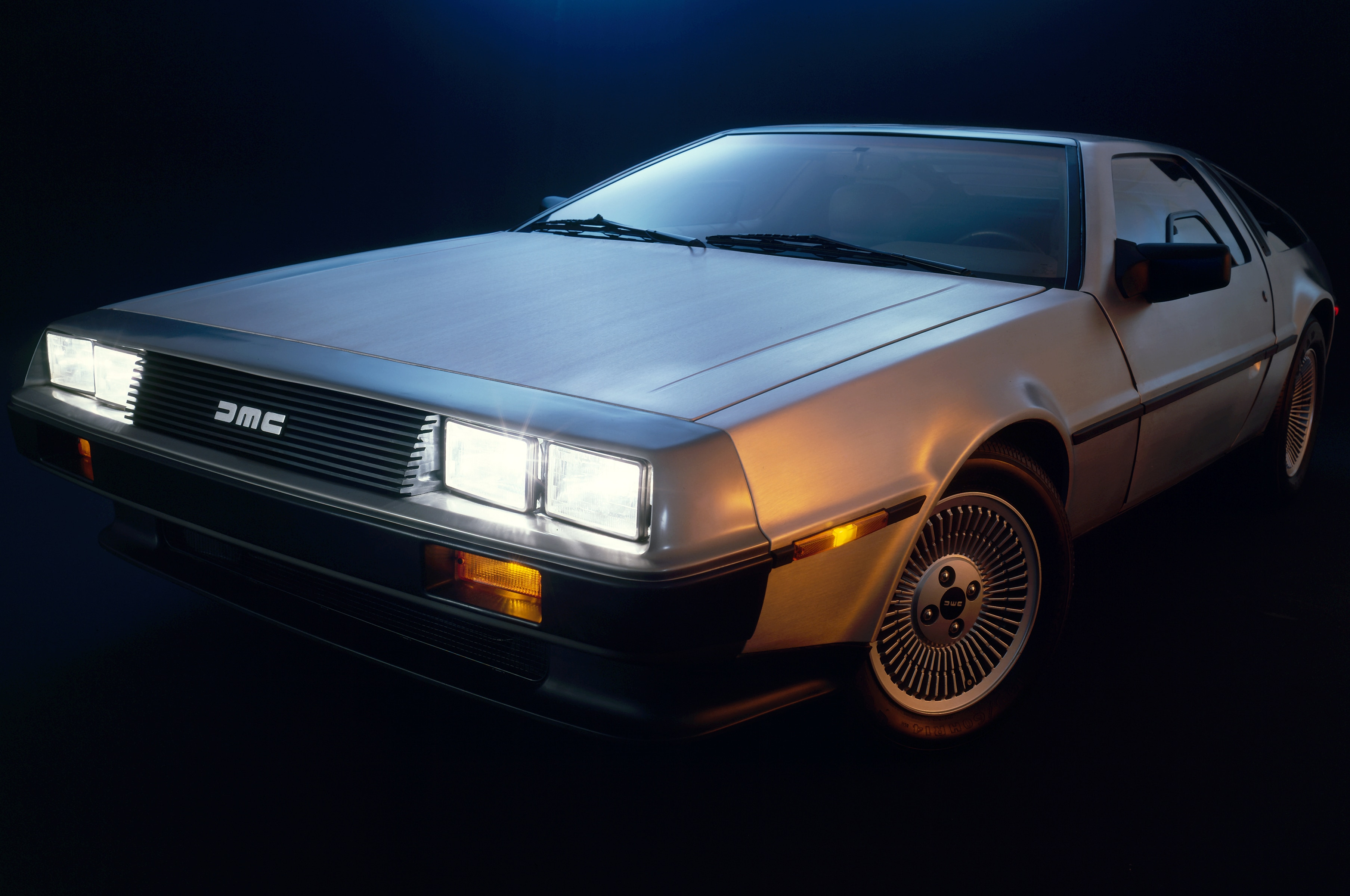 Delorean Dmc 12 071