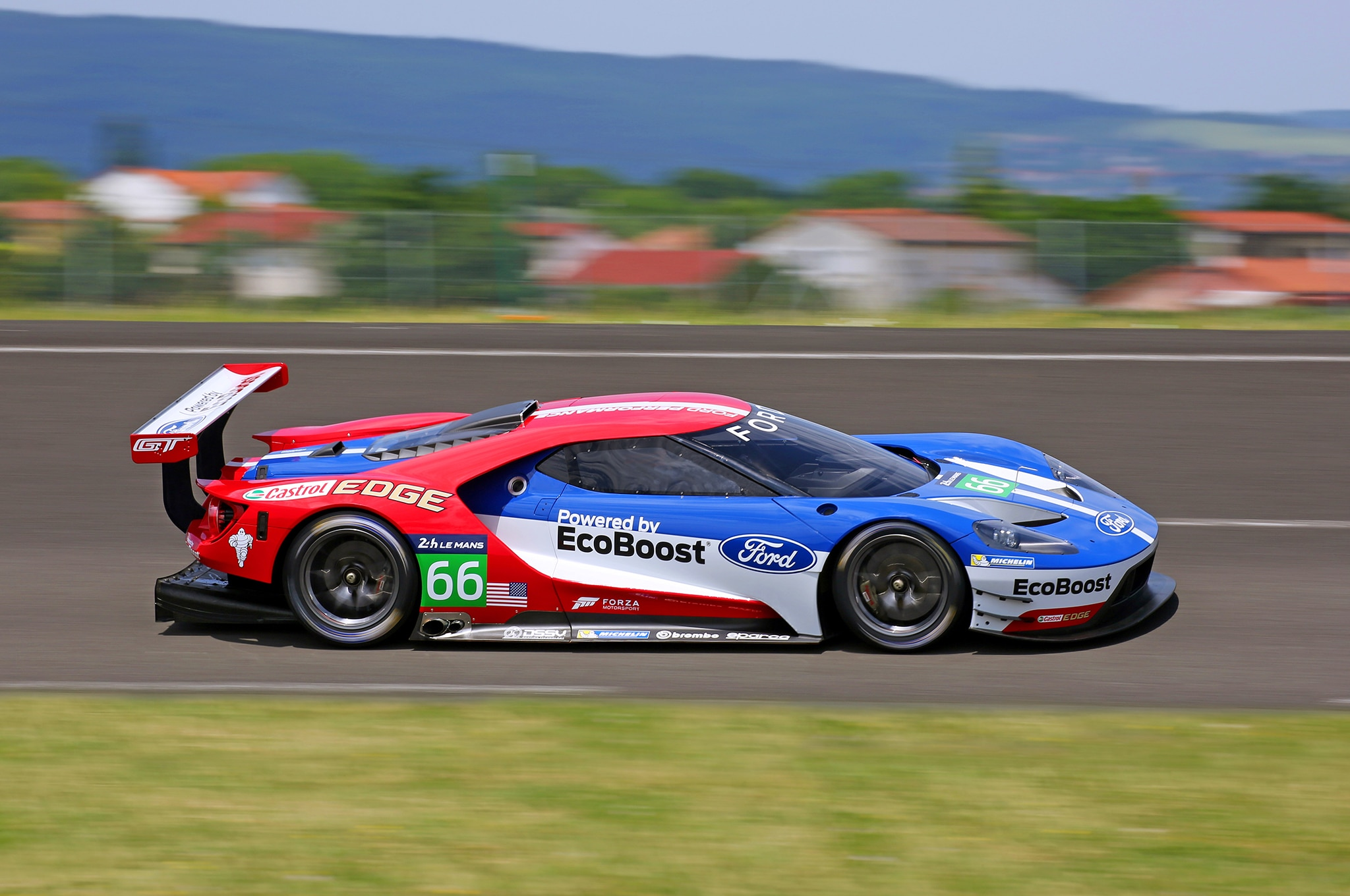 Unfortunately ... & Is the Ford GT a Cheater Car? | Automobile Magazine markmcfarlin.com