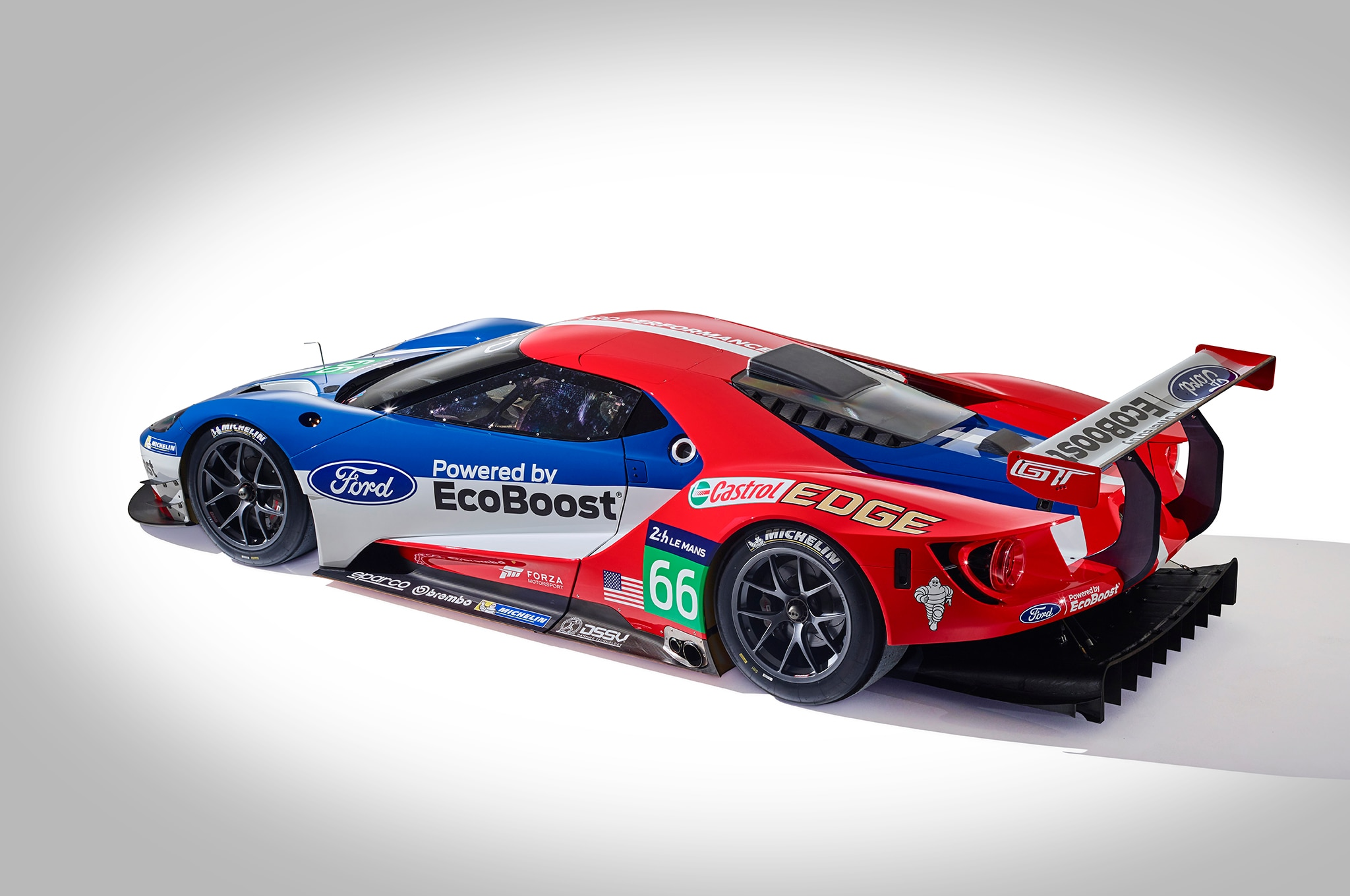 The New Ford Gt Is Ready To Race