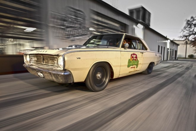 Behind the Scenes: How Gas Monkey's '67 Dart Beat Roadkill ...