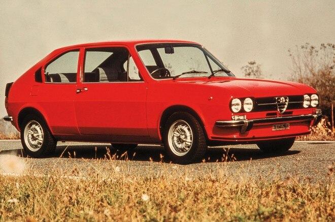 1973 Alfa Romeo Alfasud TI