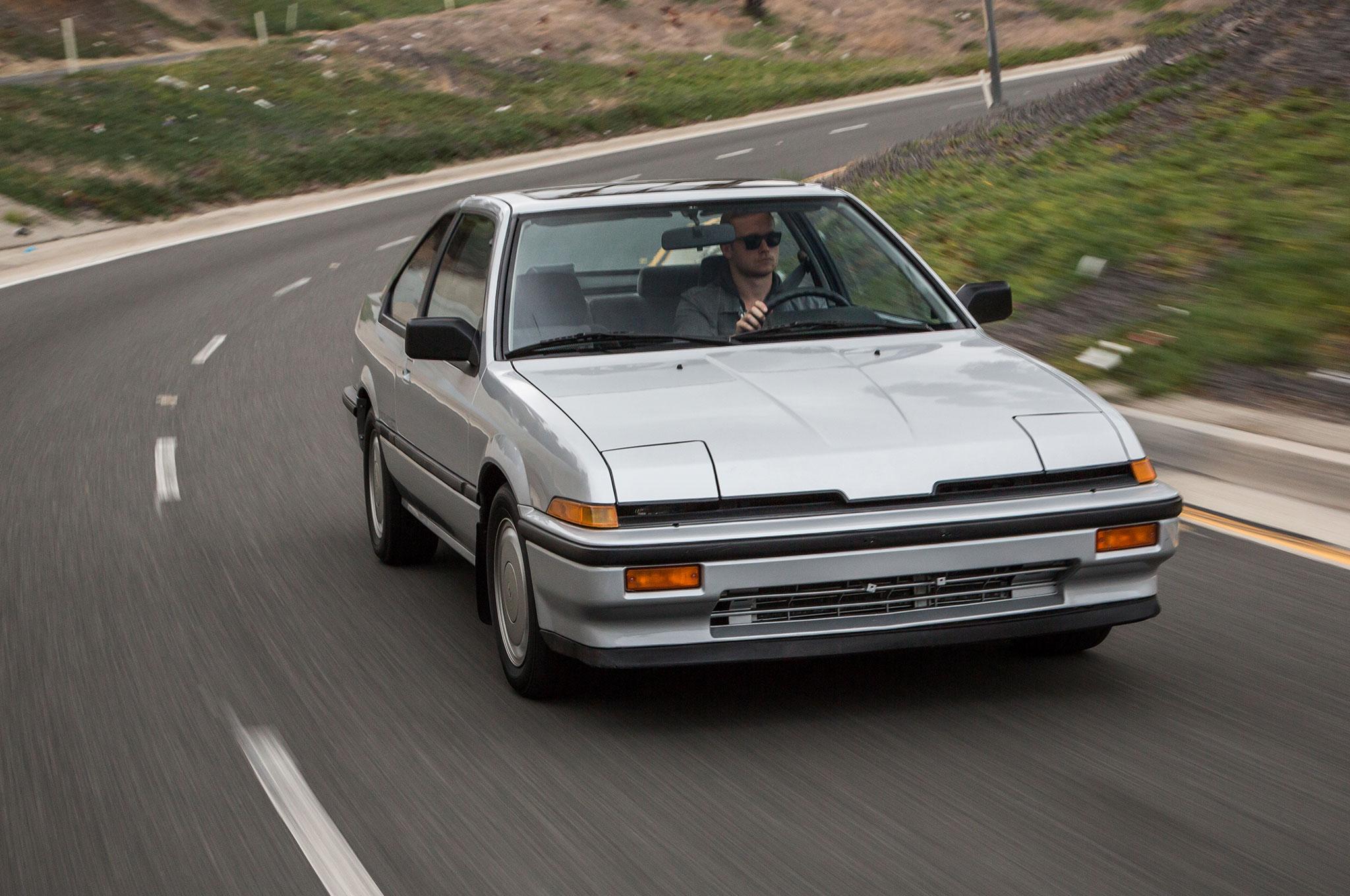 Collectible Classic: 1986-1989 Acura Integra