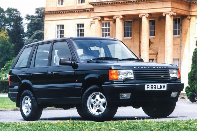 2001 Range Rover 4