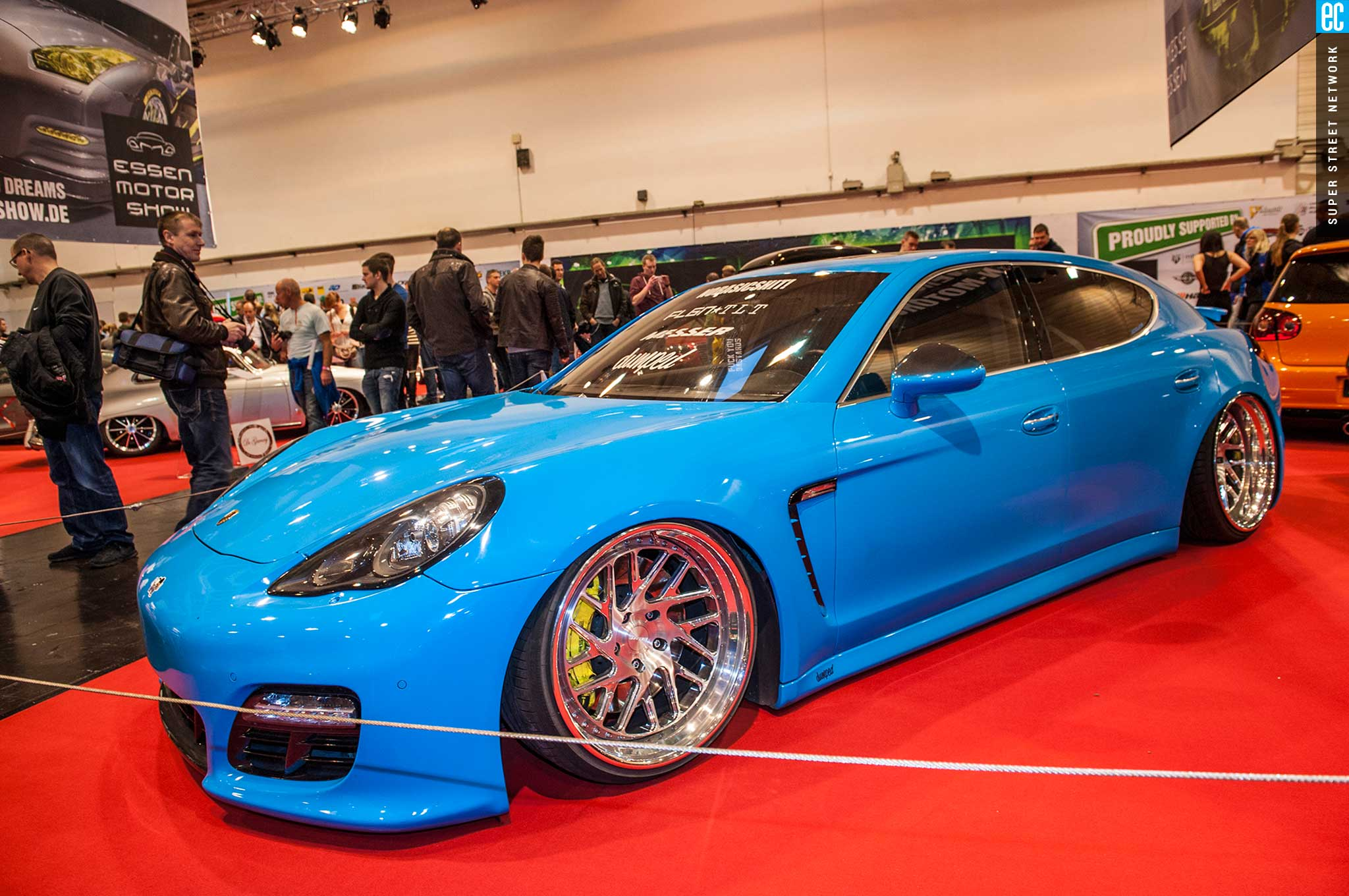 the wildest tuner cars at the 2015 essen motor show. Black Bedroom Furniture Sets. Home Design Ideas
