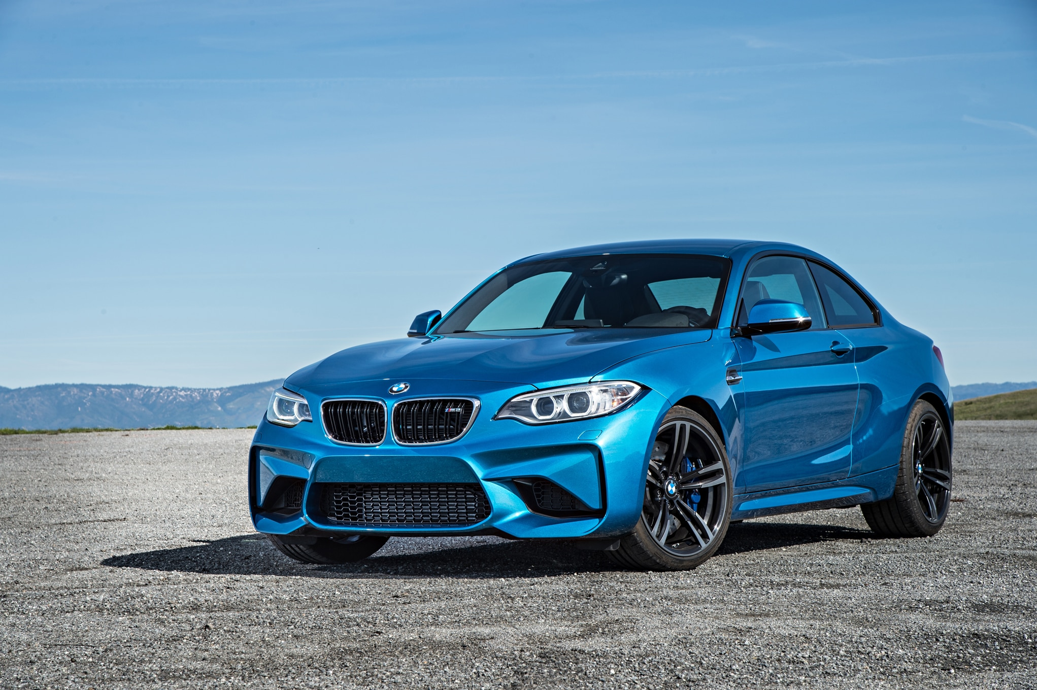 2016 bmw m2 review automobile magazine. Black Bedroom Furniture Sets. Home Design Ideas