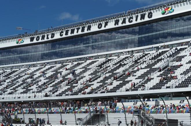 2016 Daytona 500 Rolex 24 Suite