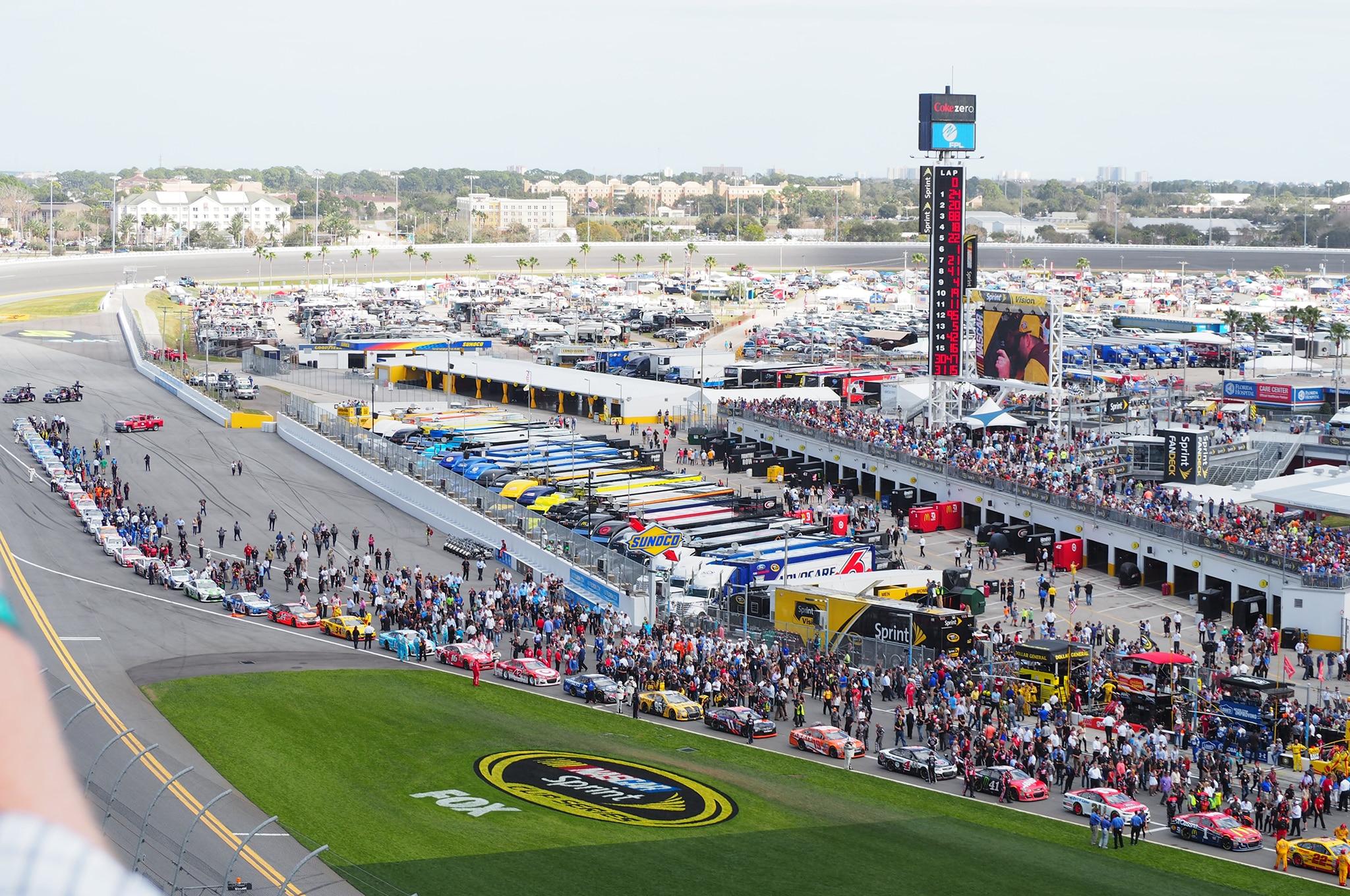 2016 Daytona 500 Race