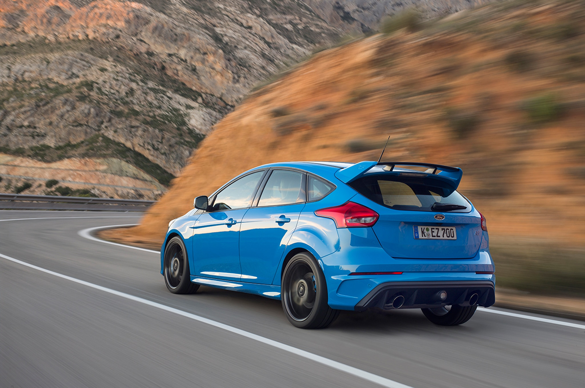 2016 ford focus rs second drive review. Black Bedroom Furniture Sets. Home Design Ideas