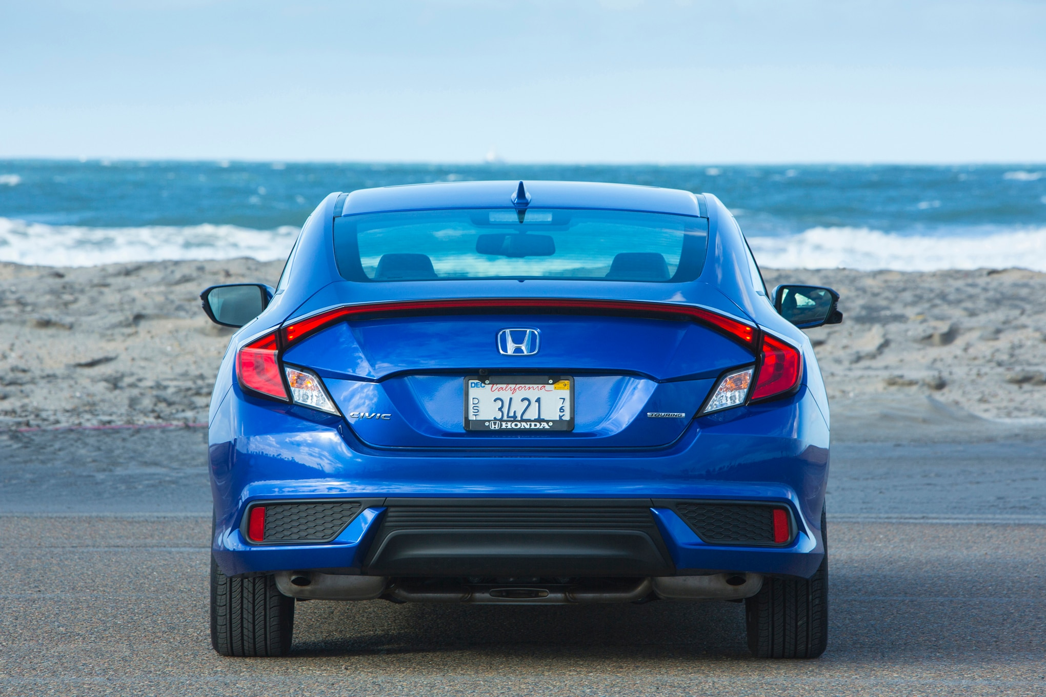 2016 honda civic coupe touring one week review for New 2016 honda civic