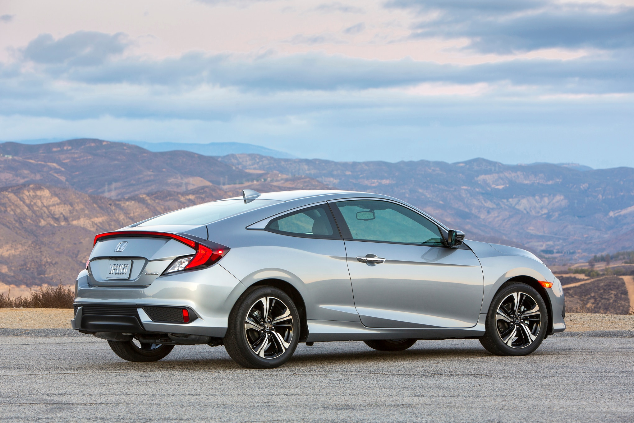 2016 honda civic coupe touring one week review