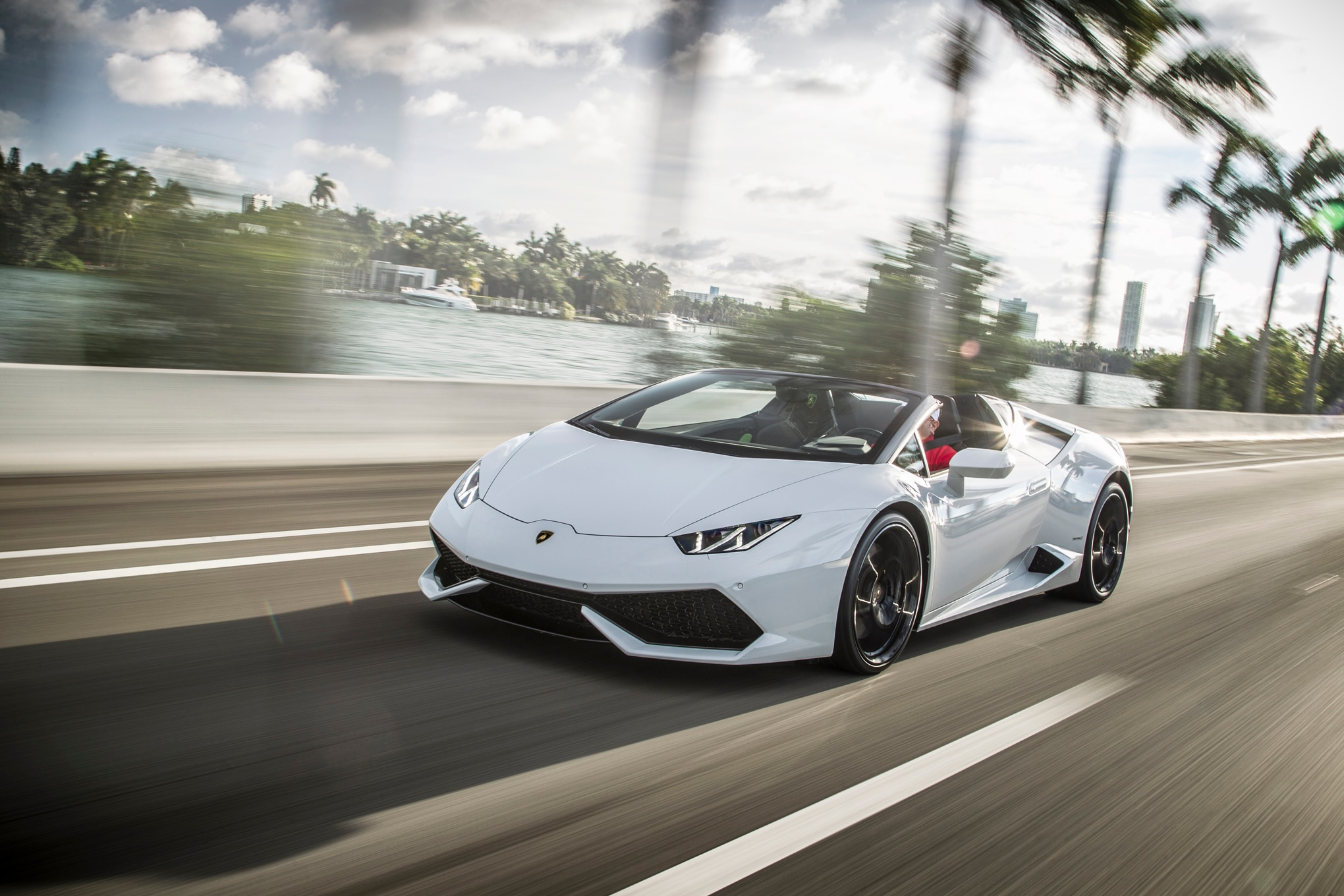 2016 lamborghini huracan spyder review automobile magazine. Black Bedroom Furniture Sets. Home Design Ideas