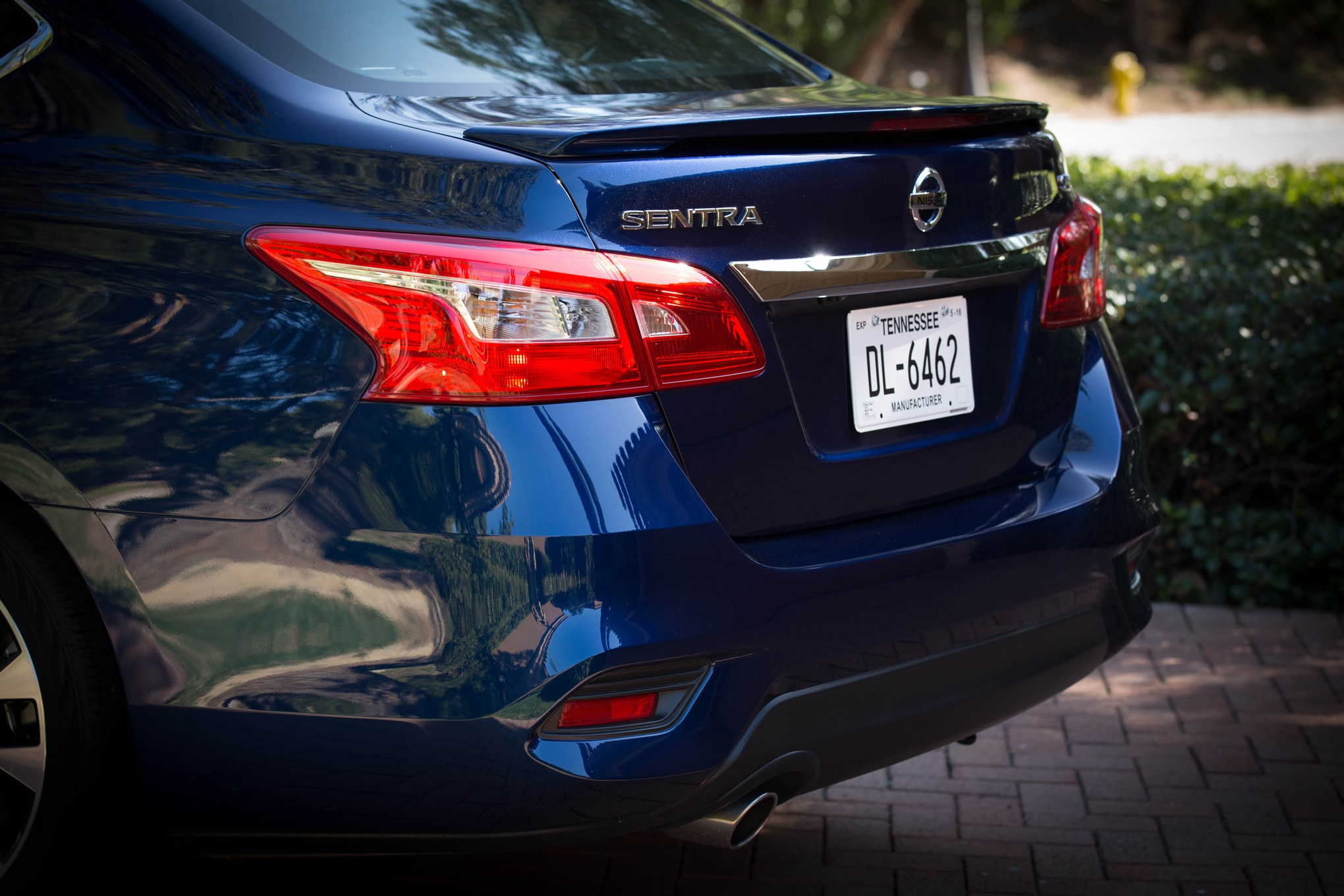 2016 nissan sentra review