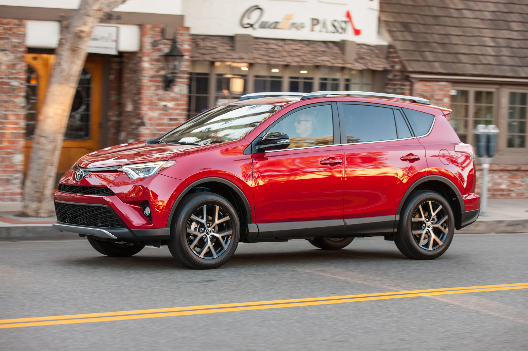A Rally Inspired Toyota Rav4 Trd Is Coming Soon