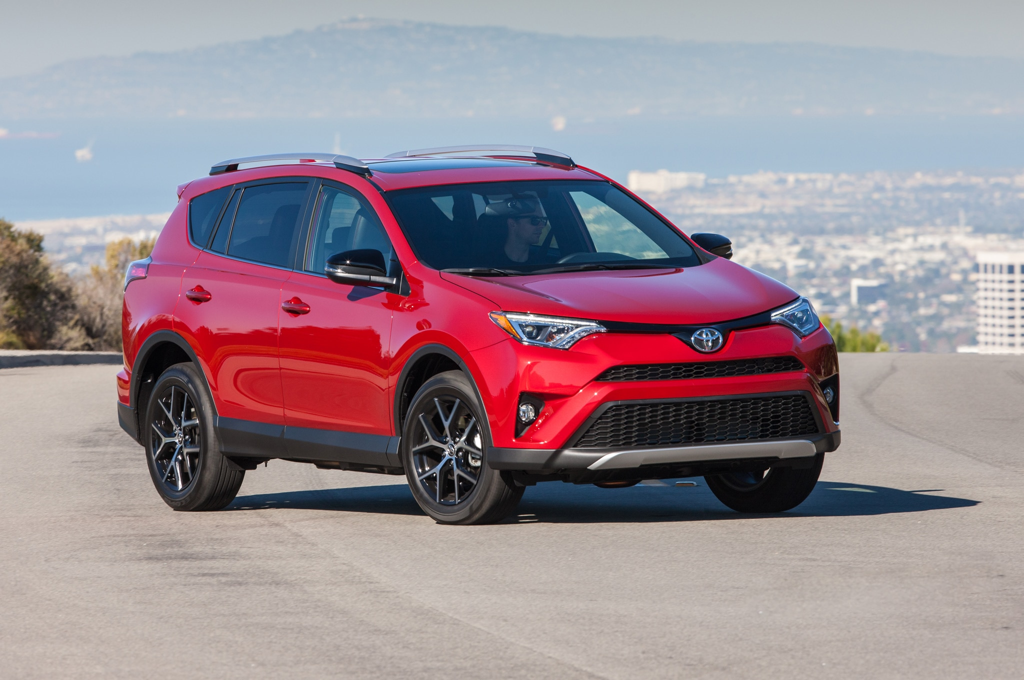 a rally inspired toyota rav4 trd is coming soon. Black Bedroom Furniture Sets. Home Design Ideas