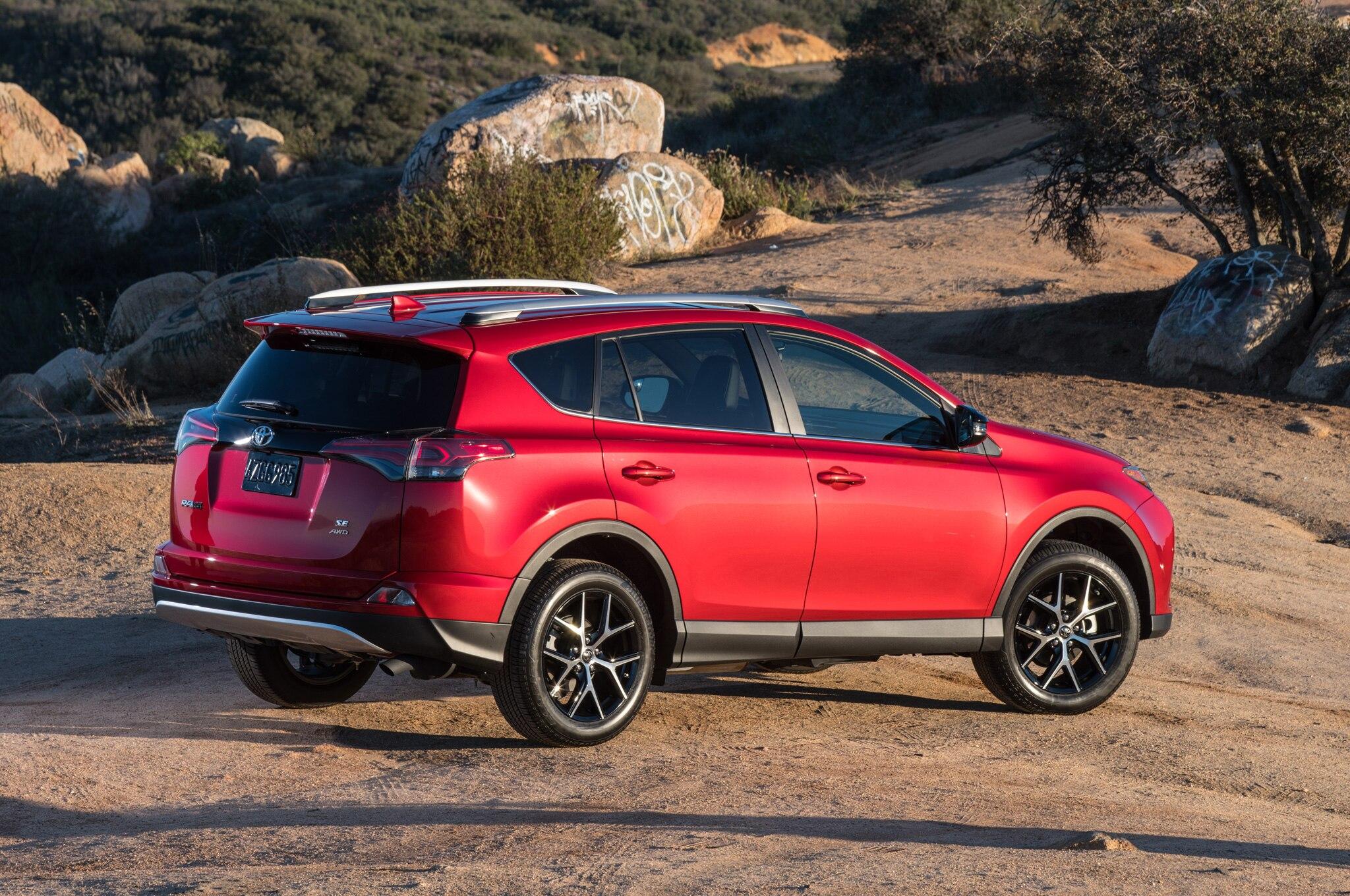 Toyota Rav4 Trd >> A Rally Inspired Toyota Rav4 Trd Is Coming Soon